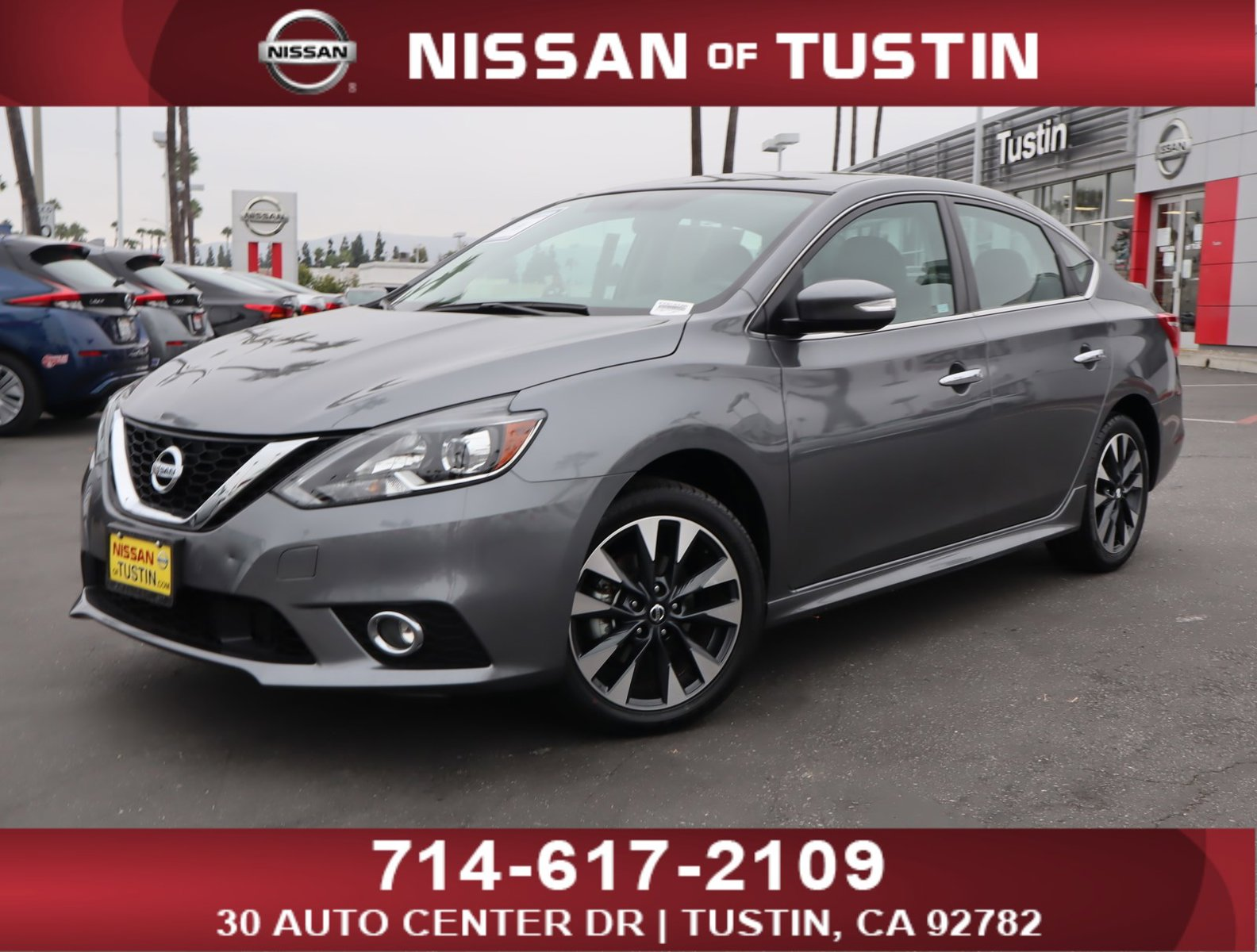 2019 Nissan Sentra SR SR CVT Regular Unleaded I-4 1.8 L/110 [1]