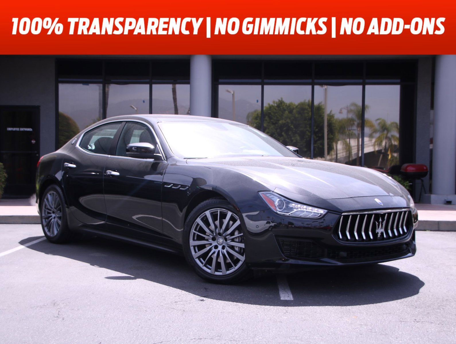 2020 Maserati Ghibli 3.0L Twin Turbo Premium Unleaded V-6 3.0 L/182 [3]