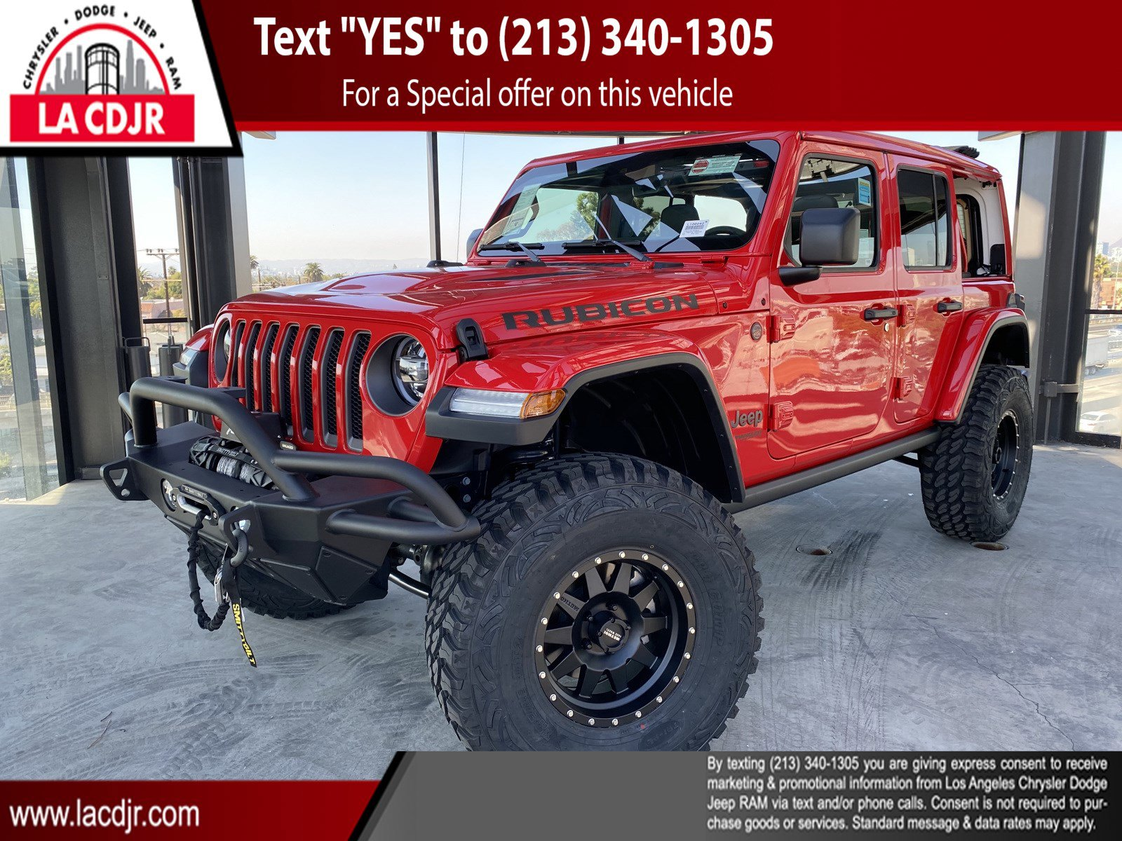 2020 Jeep Wrangler Unlimited Rubicon Rubicon 4x4 Intercooled Turbo Premium Unleaded I-4 2.0 L/122 [0]