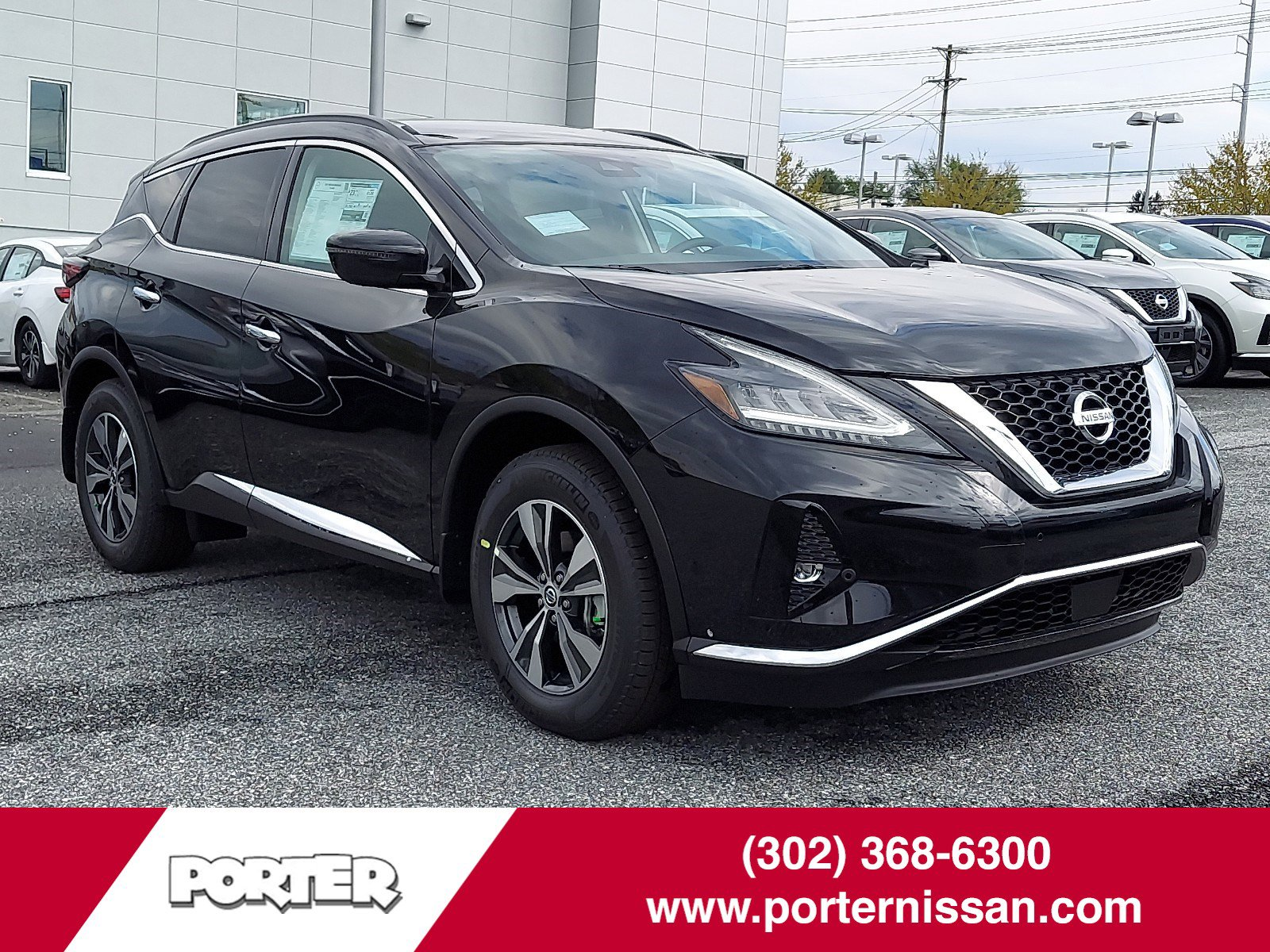 2021 Nissan Murano SV AWD SV Regular Unleaded V-6 3.5 L/213 [0]