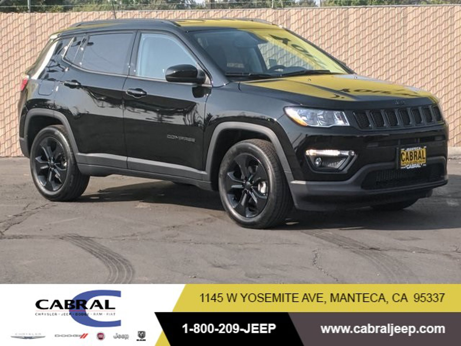 2021 Jeep Compass Altitude Altitude FWD Regular Unleaded I-4 2.4 L/144 [0]