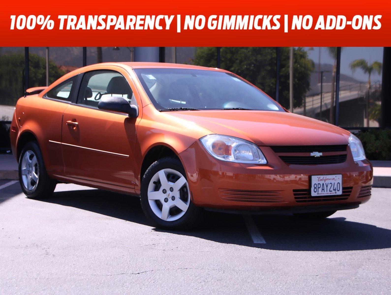 2005 Chevrolet Cobalt 2dr Cpe Gas L4 2.2L/134 [6]