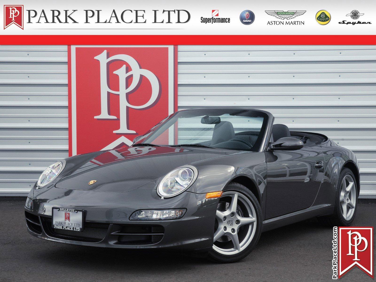 Used 2006 Porsche 911