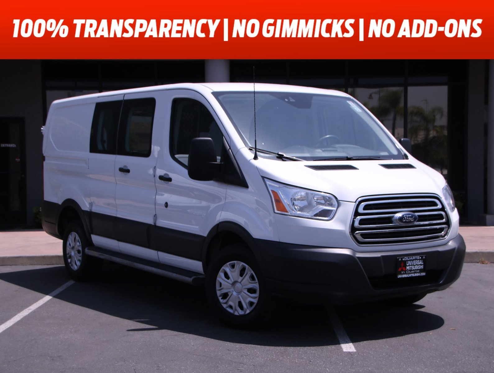 "2018 Ford Transit Van T-250 130"" Low Rf 9000 GVWR Swing-Out RH Dr Regular Unleaded V-6 3.7 L/228 [9]"