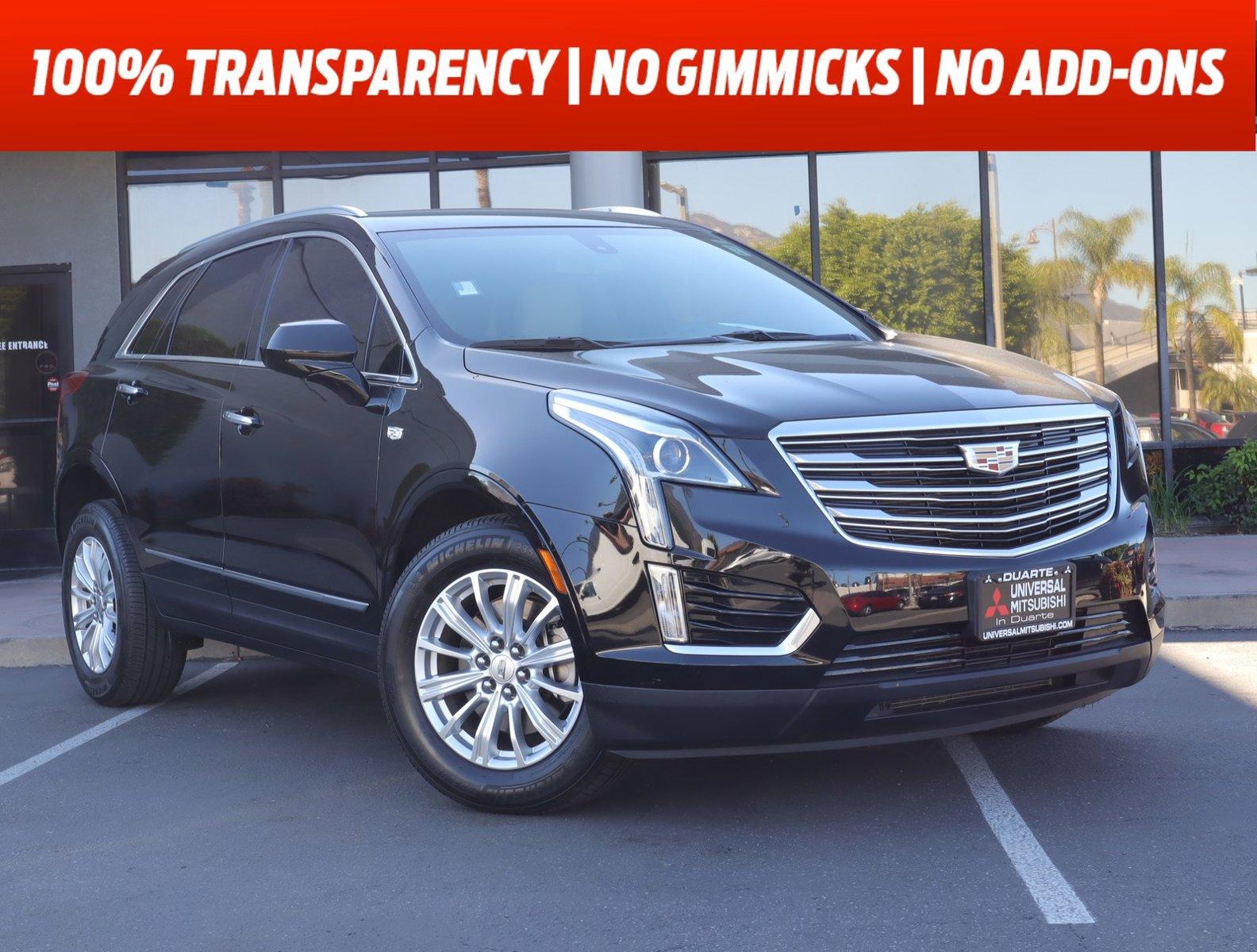 2019 Cadillac XT5 FWD FWD 4dr Gas V6 3.6L/222 [10]