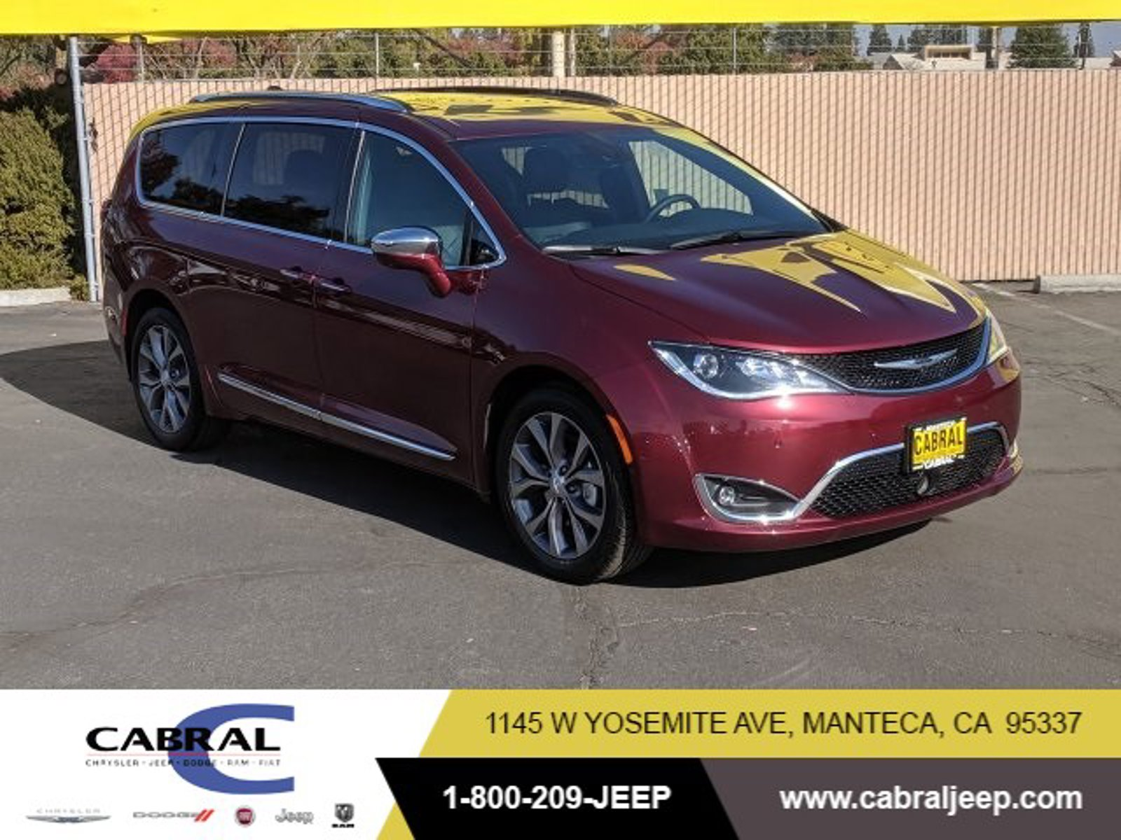 2020 Chrysler Pacifica Limited 35th Anniversary Limited 35th Anniversary FWD *Ltd Avail* Regular Unleaded V-6 3.6 L/220 [3]