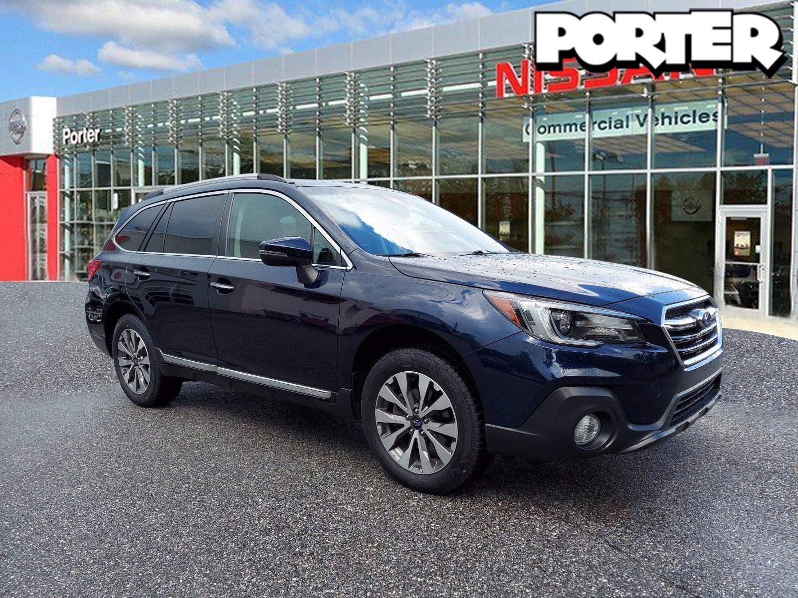 2018 Subaru Outback Touring 3.6R Touring Regular Unleaded H-6 3.6 L/222 [0]