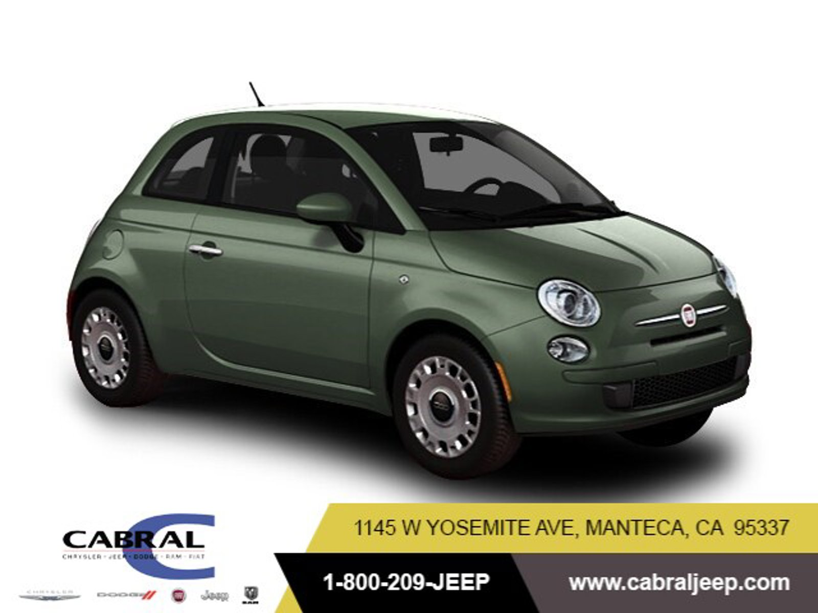 2013 FIAT 500 Pop 2dr HB Pop Gas I4 1.4L/83 [0]