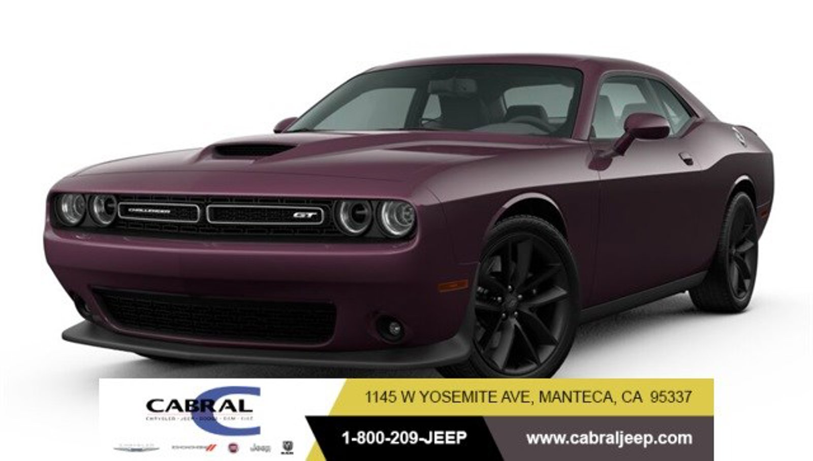 2020 Dodge Challenger GT GT RWD Regular Unleaded V-6 3.6 L/220 [12]