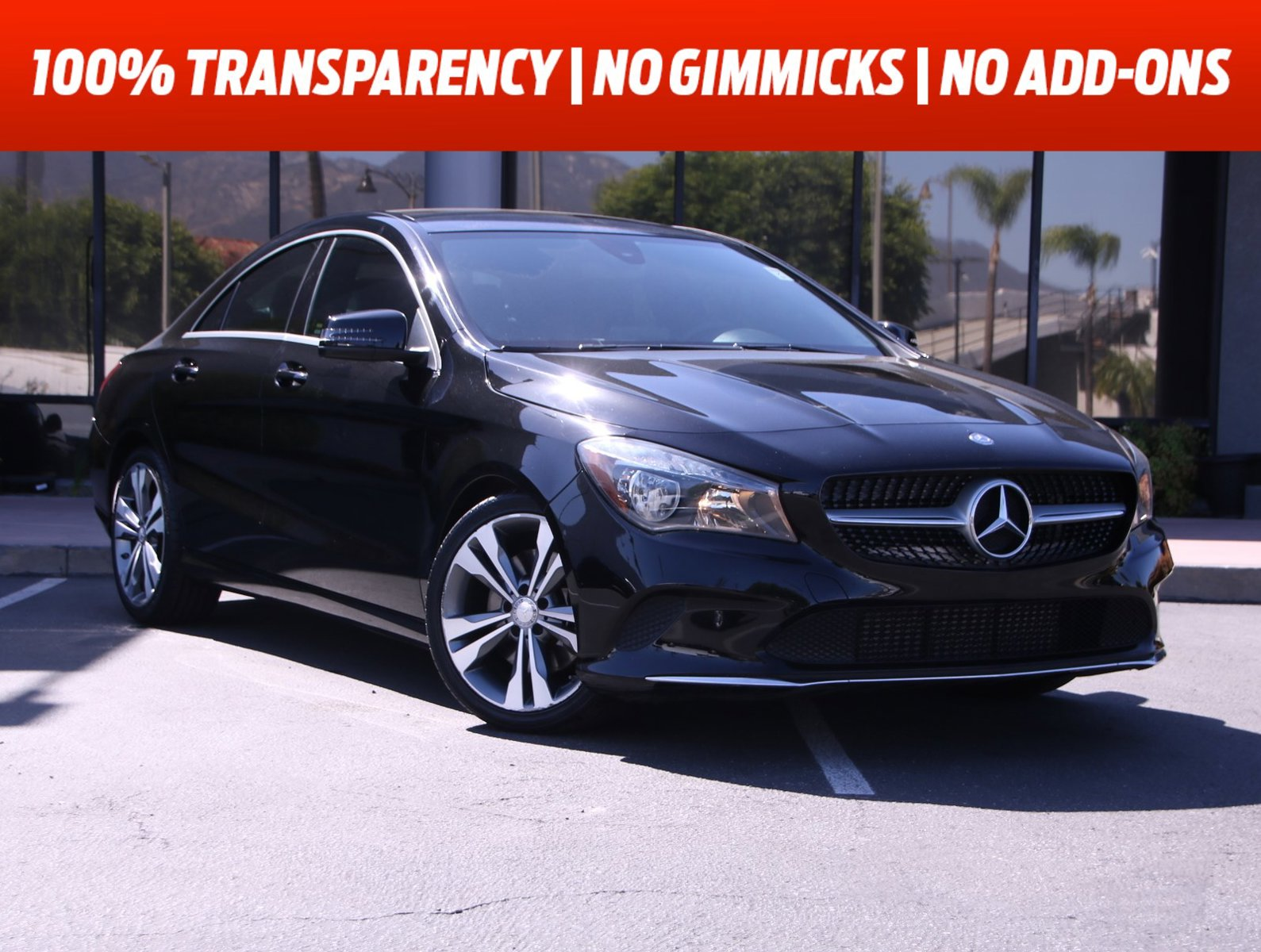 2017 Mercedes-Benz CLA CLA 250 CLA 250 Coupe Intercooled Turbo Premium Unleaded I-4 2.0 L/121 [0]