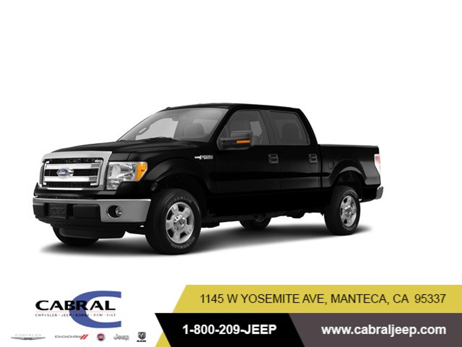 2014 Ford F-150 FX4  Regular Unleaded V-8 5.0 L/302 [2]
