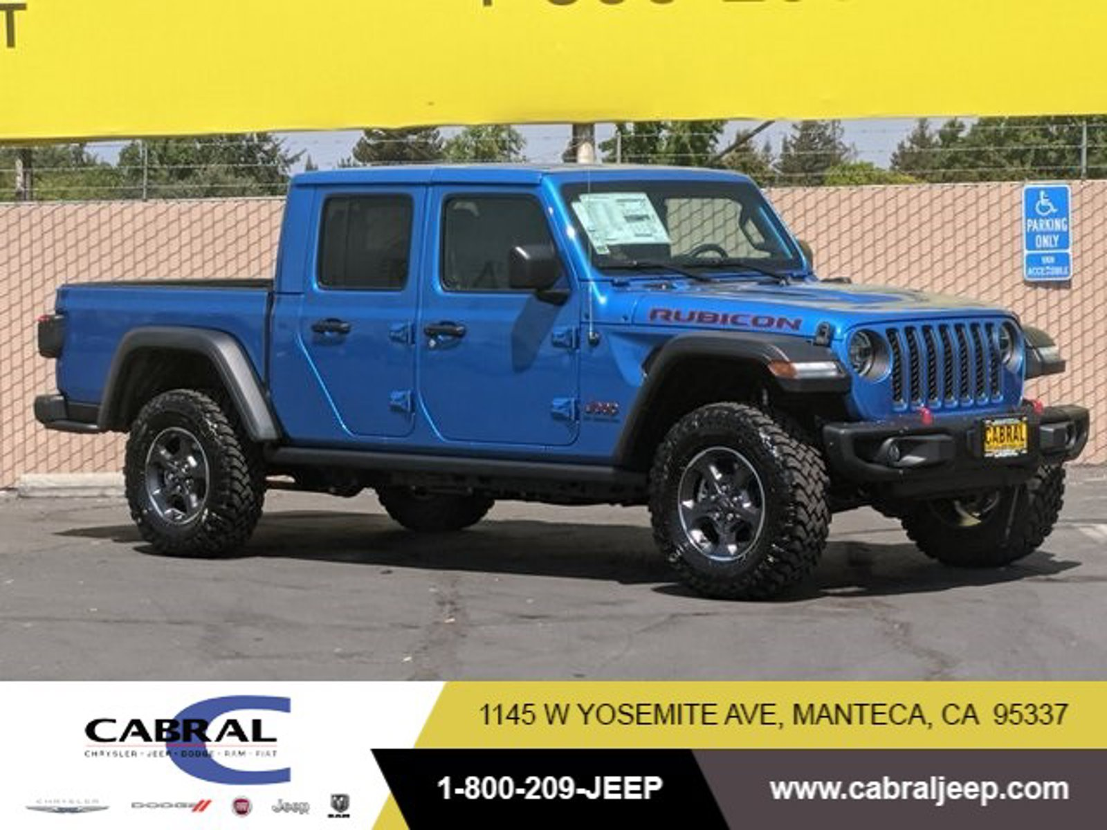 2020 Jeep Gladiator Rubicon Rubicon 4x4 Regular Unleaded V-6 3.6 L/220 [16]
