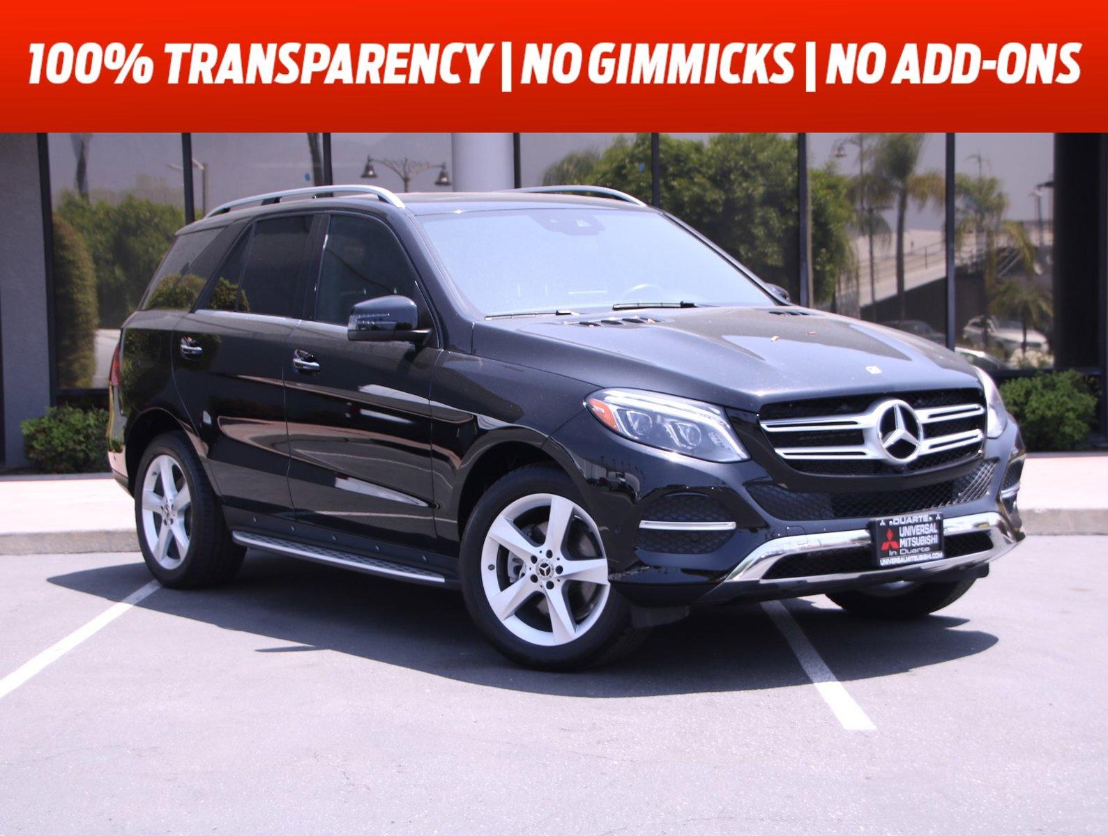 2018 Mercedes-Benz GLE GLE 350 GLE 350 SUV Premium Unleaded V-6 3.5 L/213 [0]