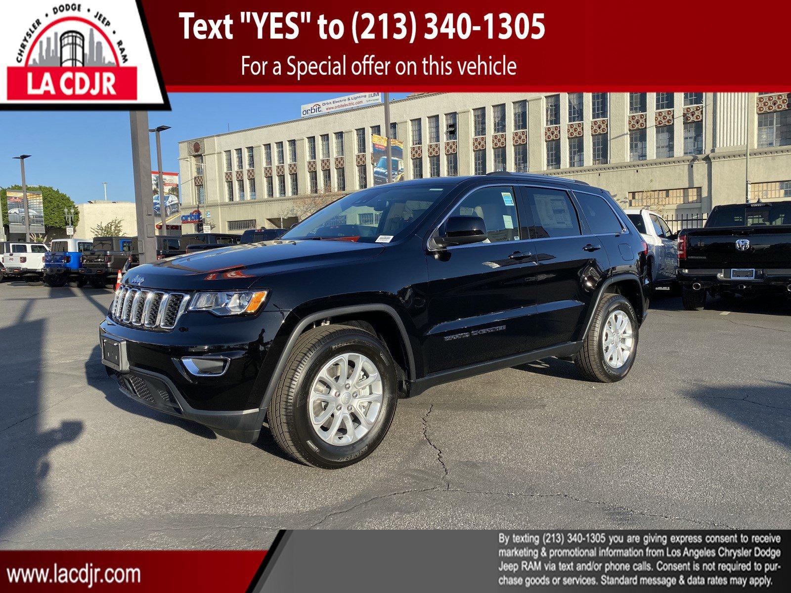 2021 Jeep Grand Cherokee Laredo E Laredo E 4x2 Regular Unleaded V-6 3.6 L/220 [10]