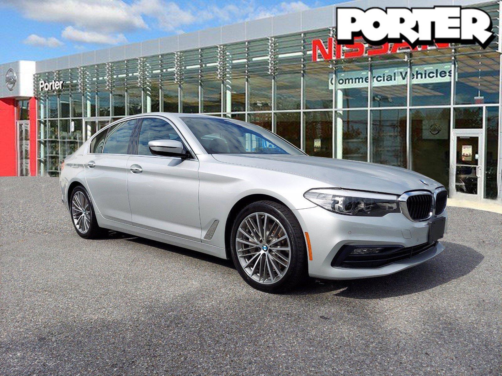 2018 BMW 5 Series 530i xDrive 530i xDrive Sedan Intercooled Turbo Premium Unleaded I-4 2.0 L/122 [1]