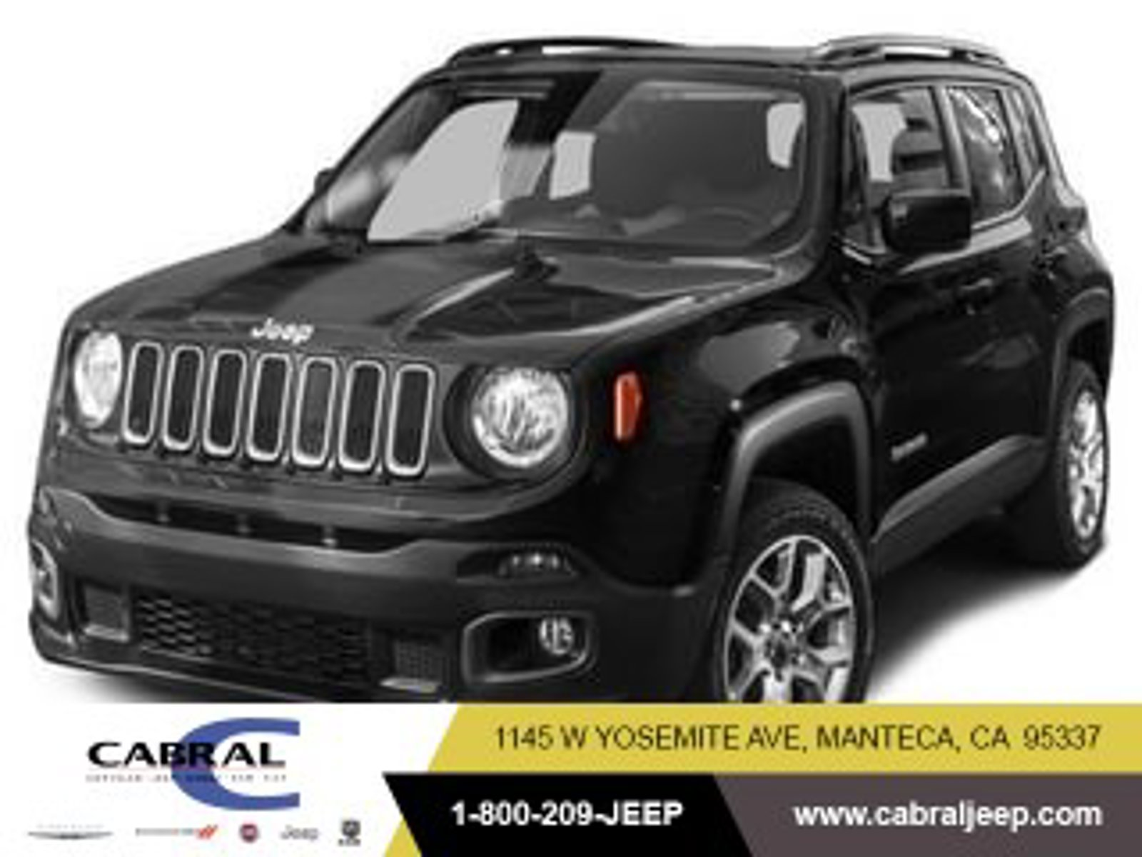 2015 Jeep Renegade Limited 4WD 4dr Limited Regular Unleaded I-4 2.4 L/144 [18]