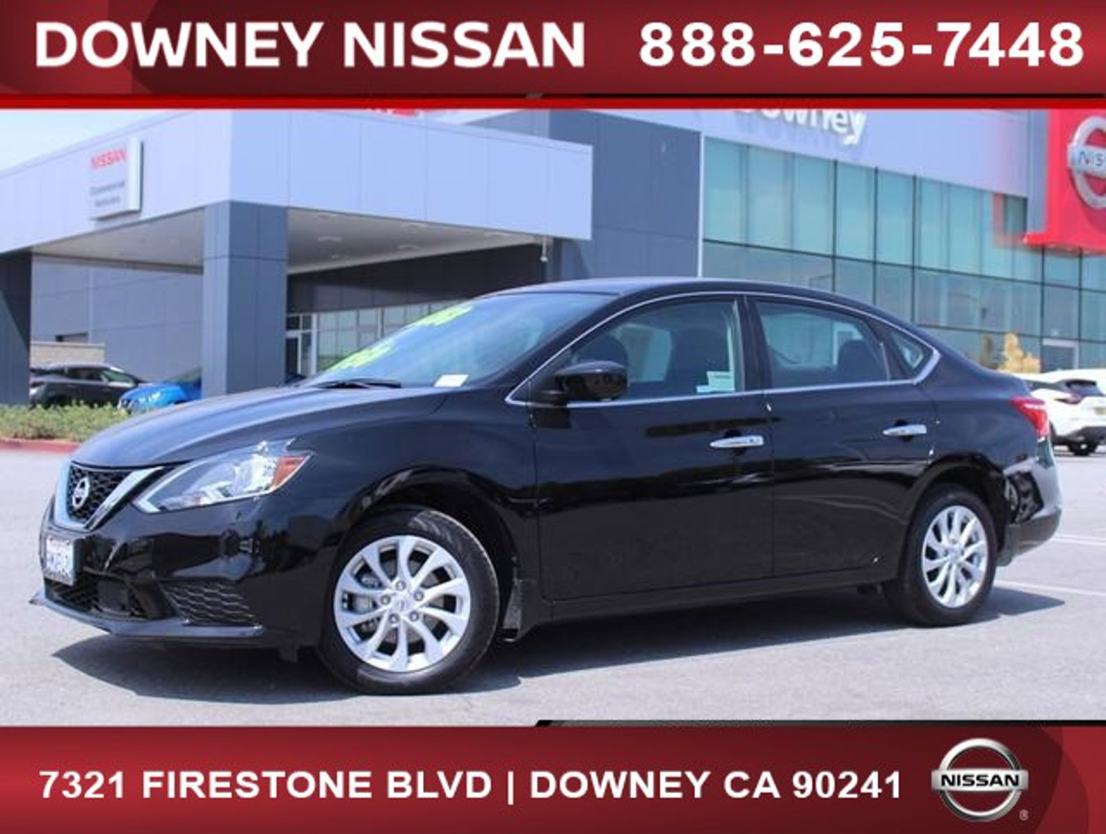 2019 Nissan Sentra SV SV CVT Regular Unleaded I-4 1.8 L/110 [14]