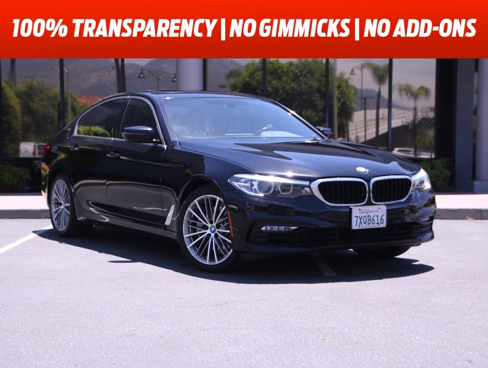 2018 BMW 5 Series 530e iPerformance 530e iPerformance Plug-In Hybrid Intercooled Turbo Gas/Electric I-4 2.0 L/122 [0]