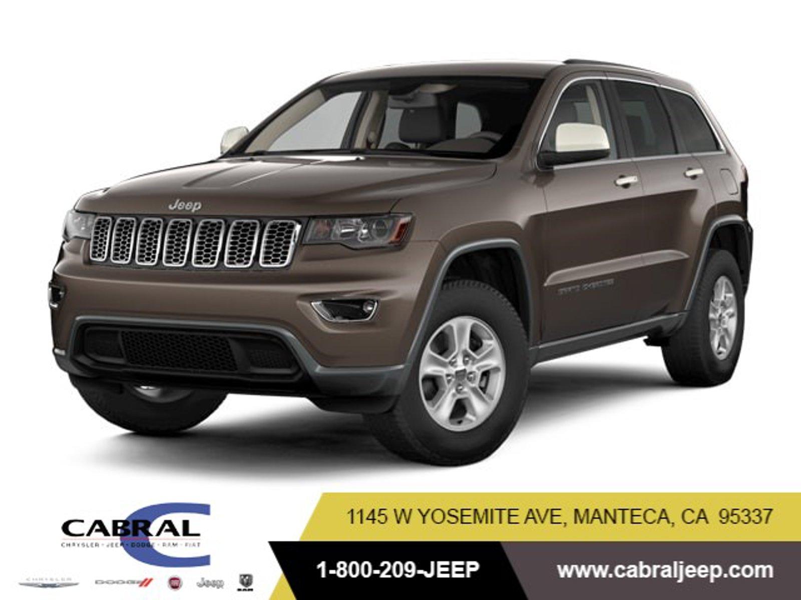 2017 Jeep Grand Cherokee Altitude Altitude 4x4 *Ltd Avail* Regular Unleaded V-6 3.6 L/220 [3]