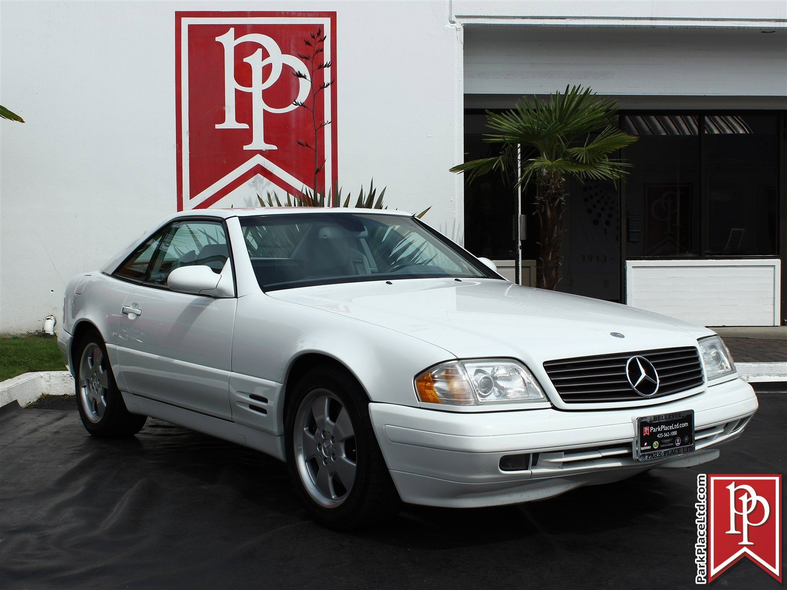 Used 2000 Mercedes-Benz SL500