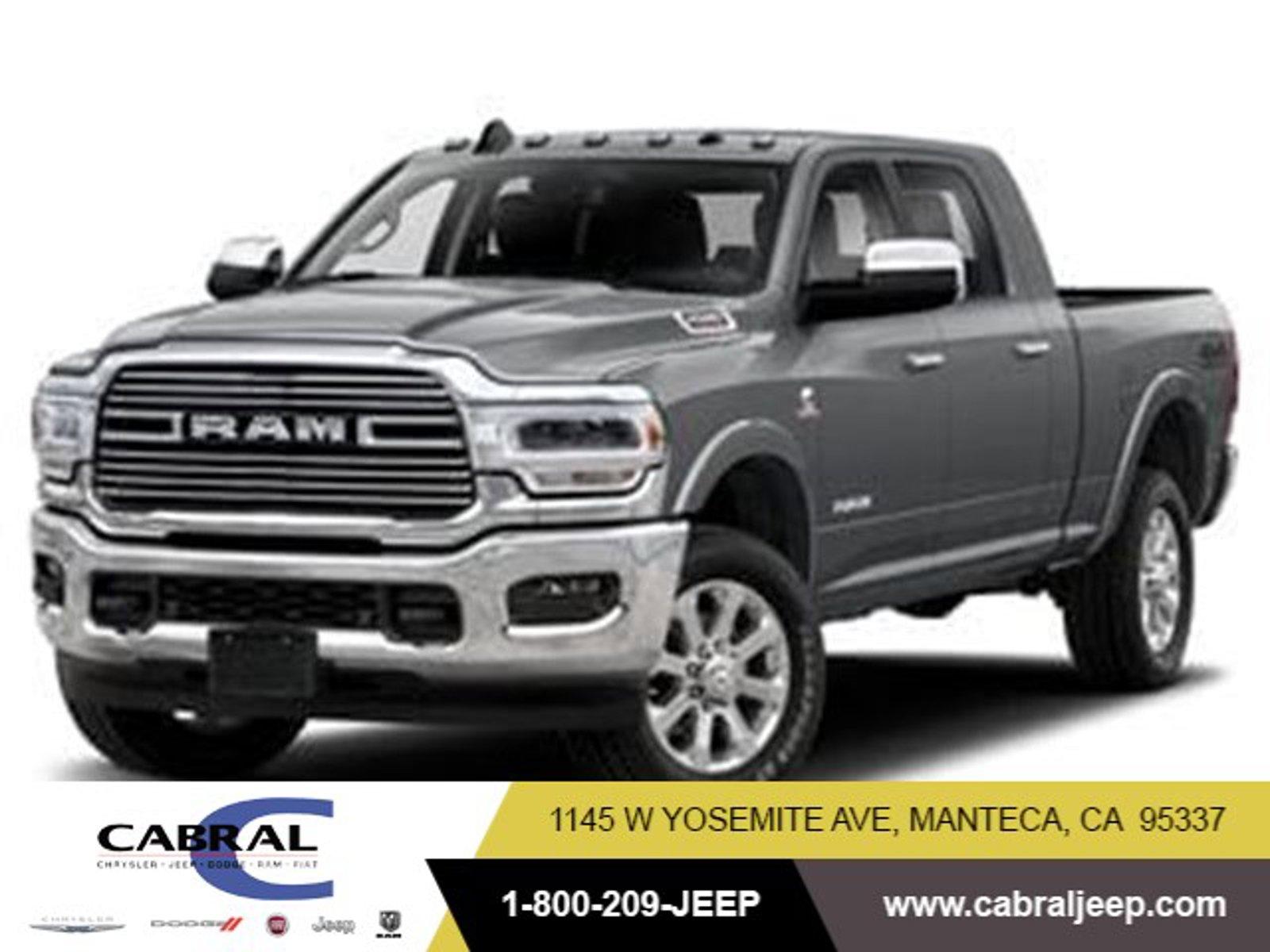 2020 Ram 2500 Laramie Laramie 4x4 Mega Cab 6'4″ Box Intercooled Turbo Diesel I-6 6.7 L/408 [8]