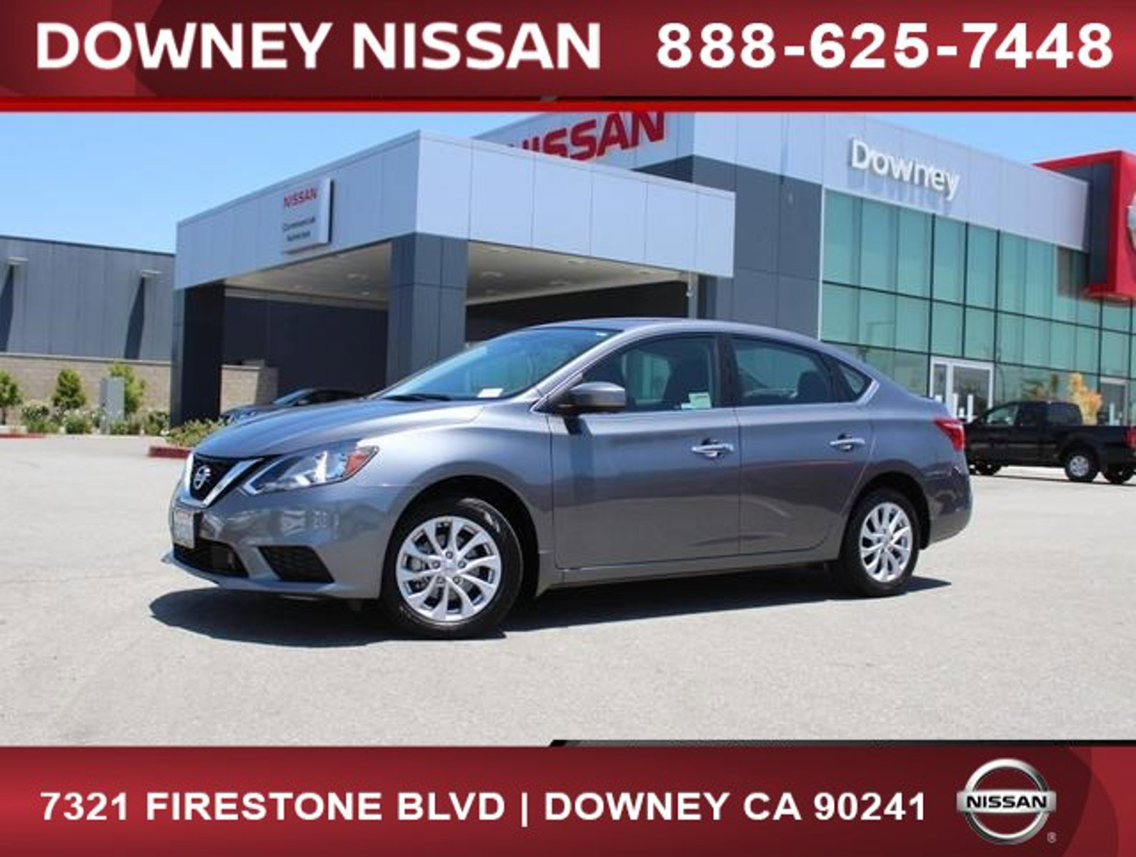 2019 Nissan Sentra SV SV CVT Regular Unleaded I-4 1.8 L/110 [29]