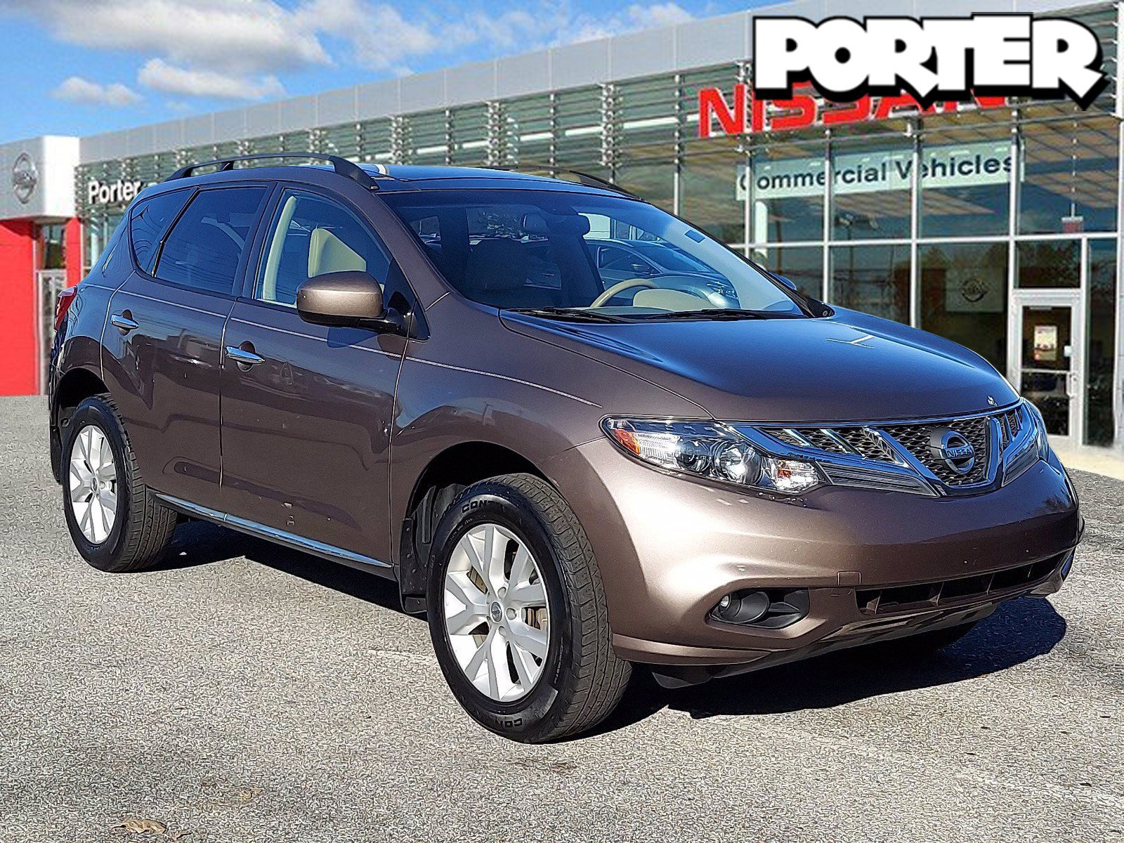 2014 Nissan Murano SL AWD 4dr SL Regular Unleaded V-6 3.5 L/213 [0]