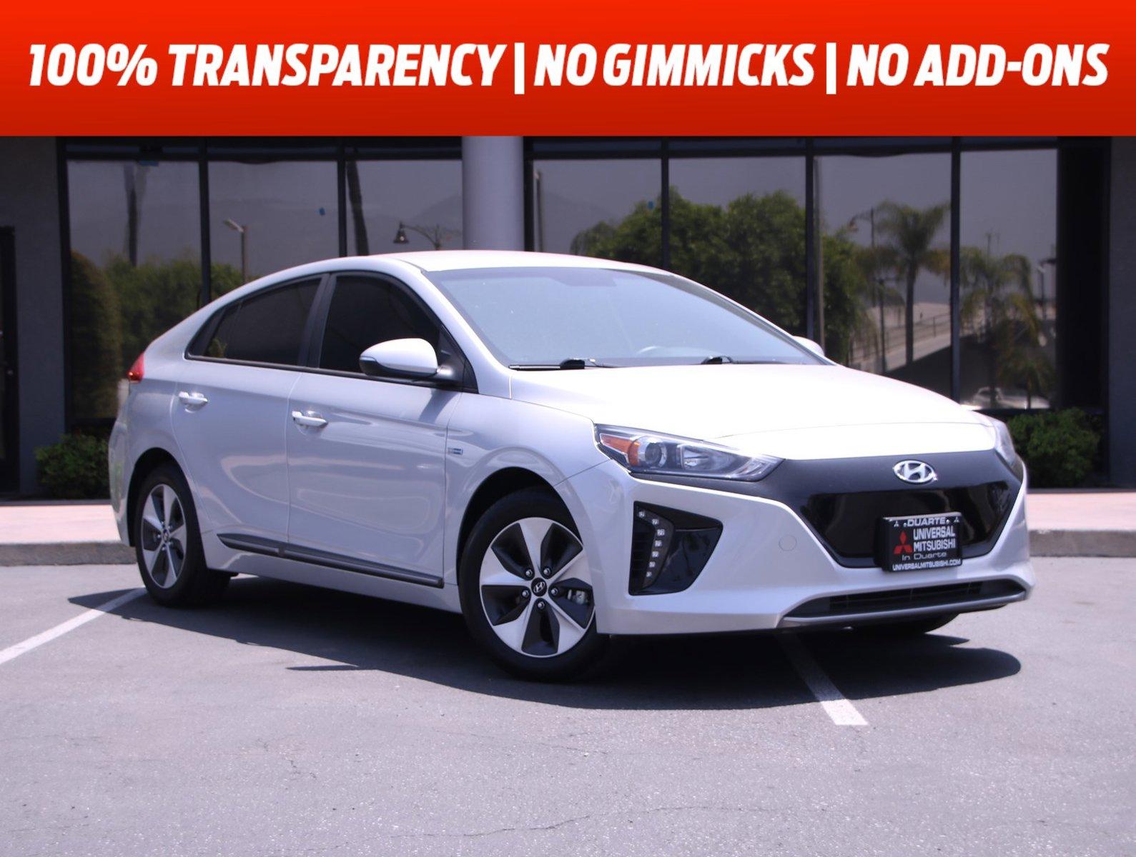 2019 Hyundai Ioniq Electric Hatchback Electric [2]