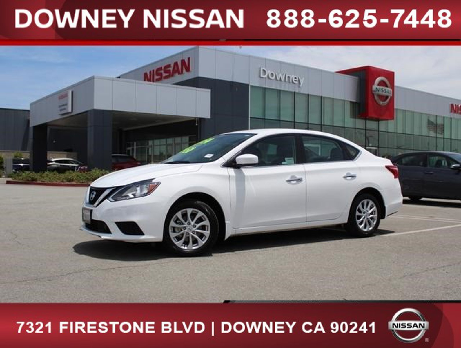 2019 Nissan Sentra SV SV CVT Regular Unleaded I-4 1.8 L/110 [21]