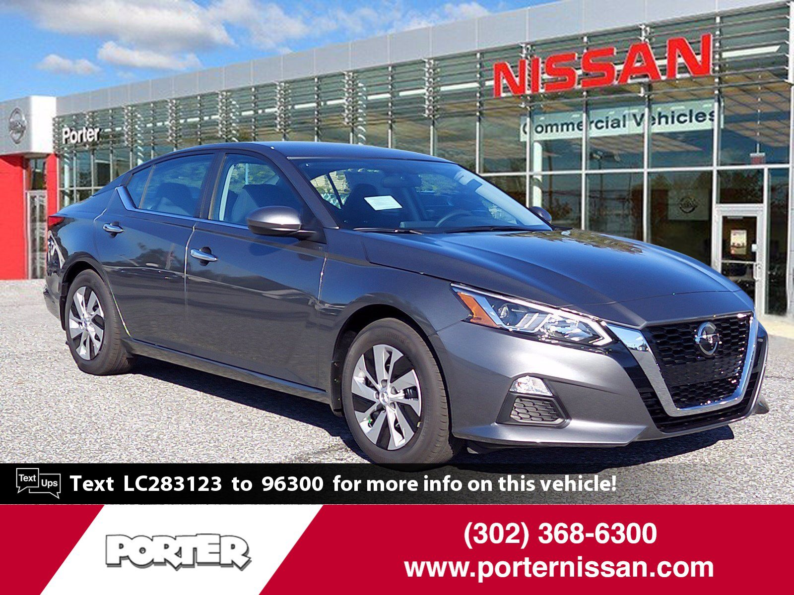 2020 Nissan Altima 2.5 S 2.5 S Sedan Regular Unleaded I-4 2.5 L/152 [4]
