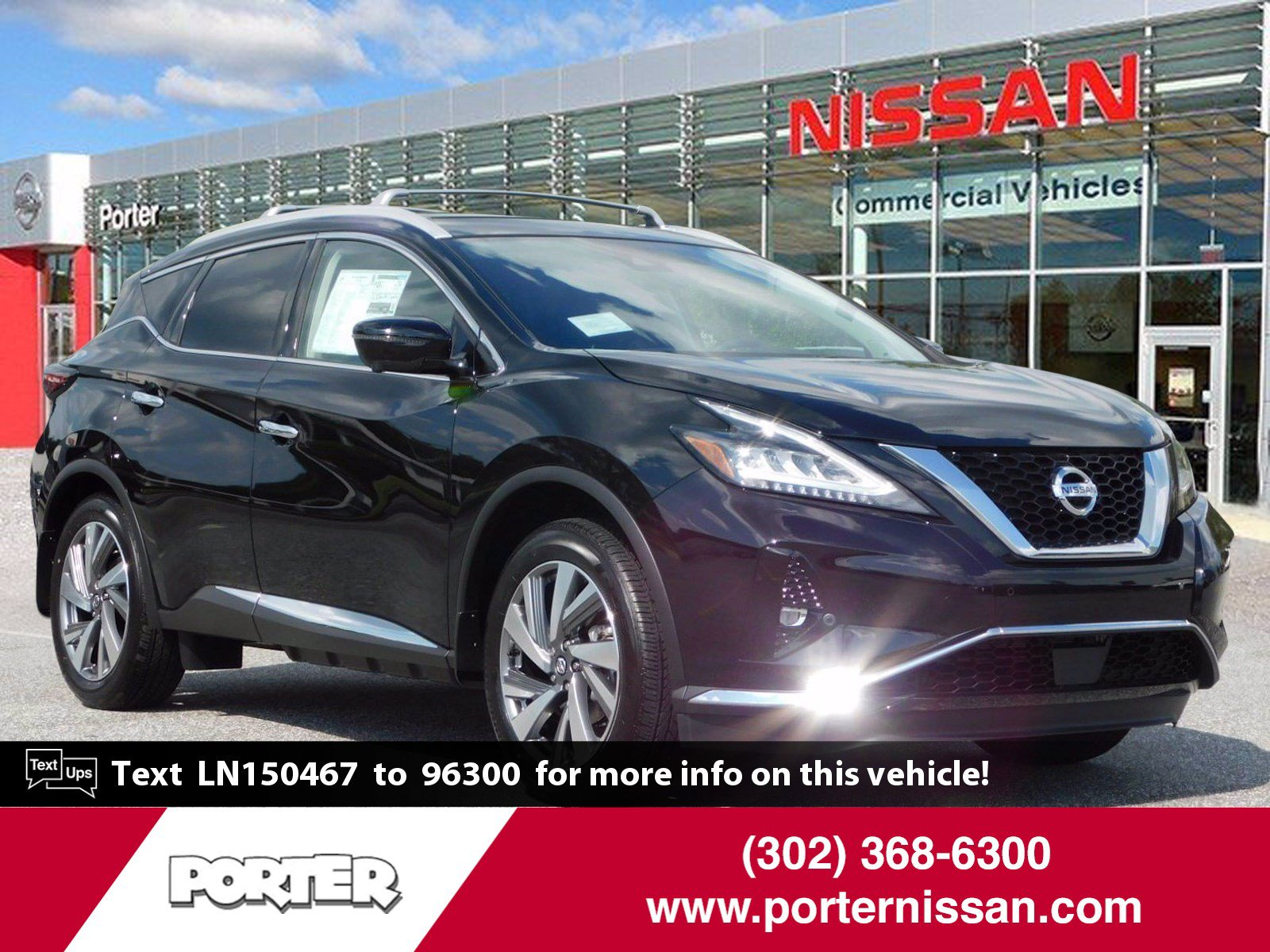 2020 Nissan Murano SL AWD SL Regular Unleaded V-6 3.5 L/213 [9]