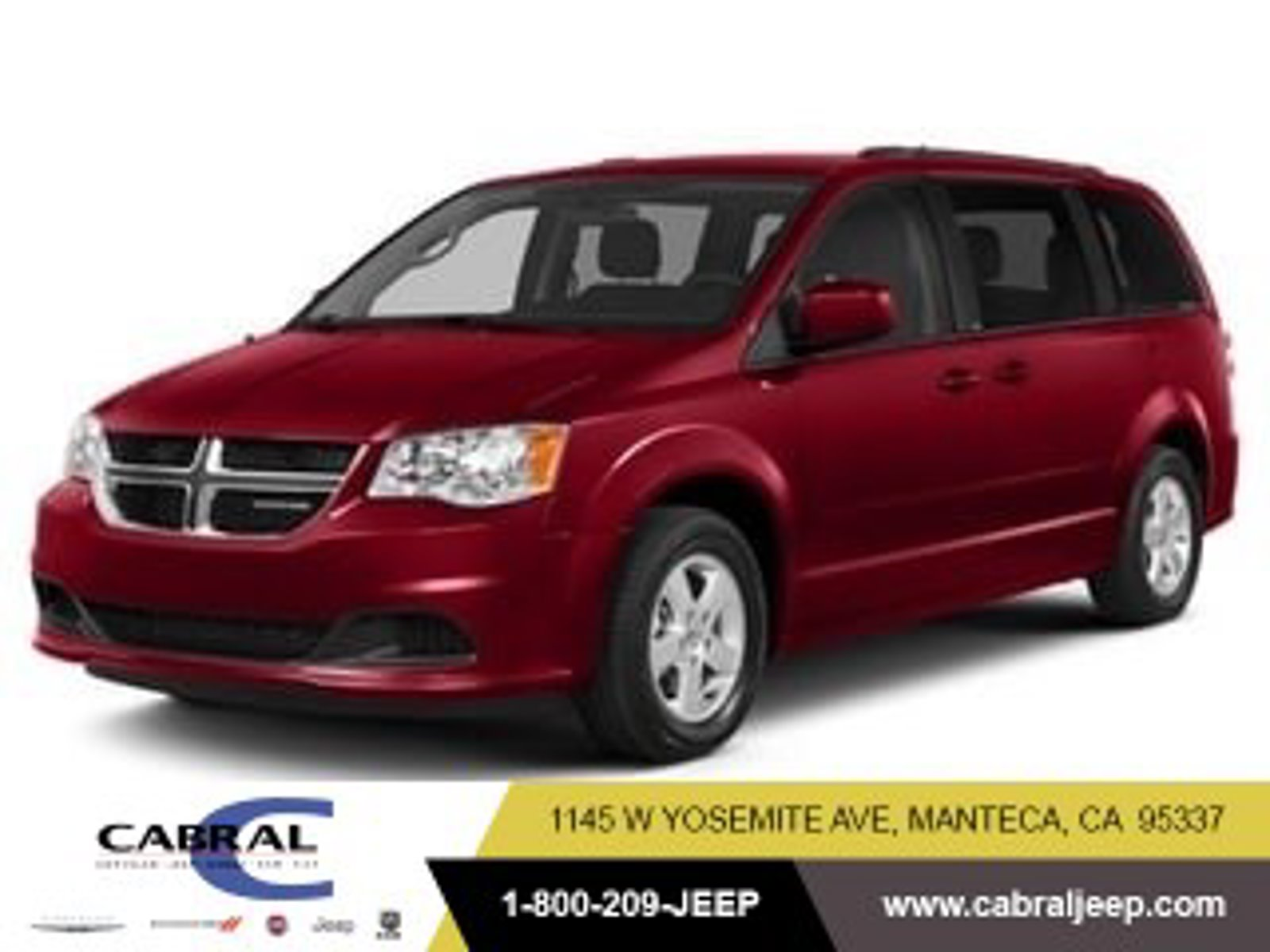 2013 Dodge Grand Caravan SE 4dr Wgn SE Gas/Ethanol V6 3.6L/220 [0]