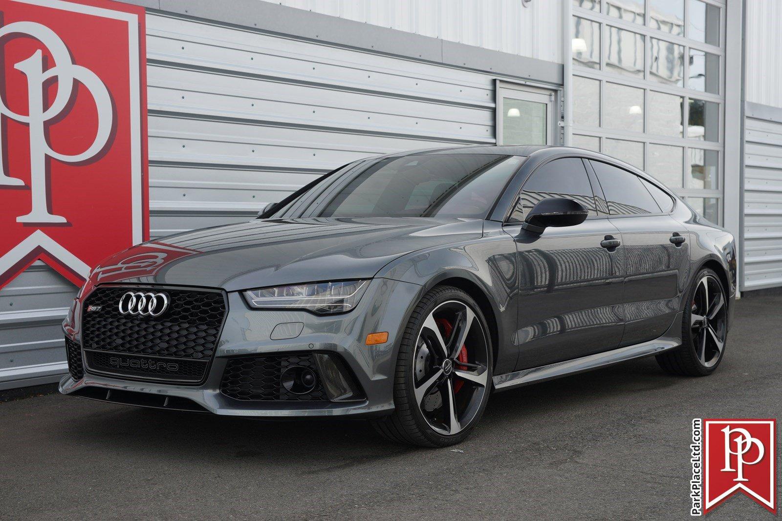 Used 2016 Audi RS 7