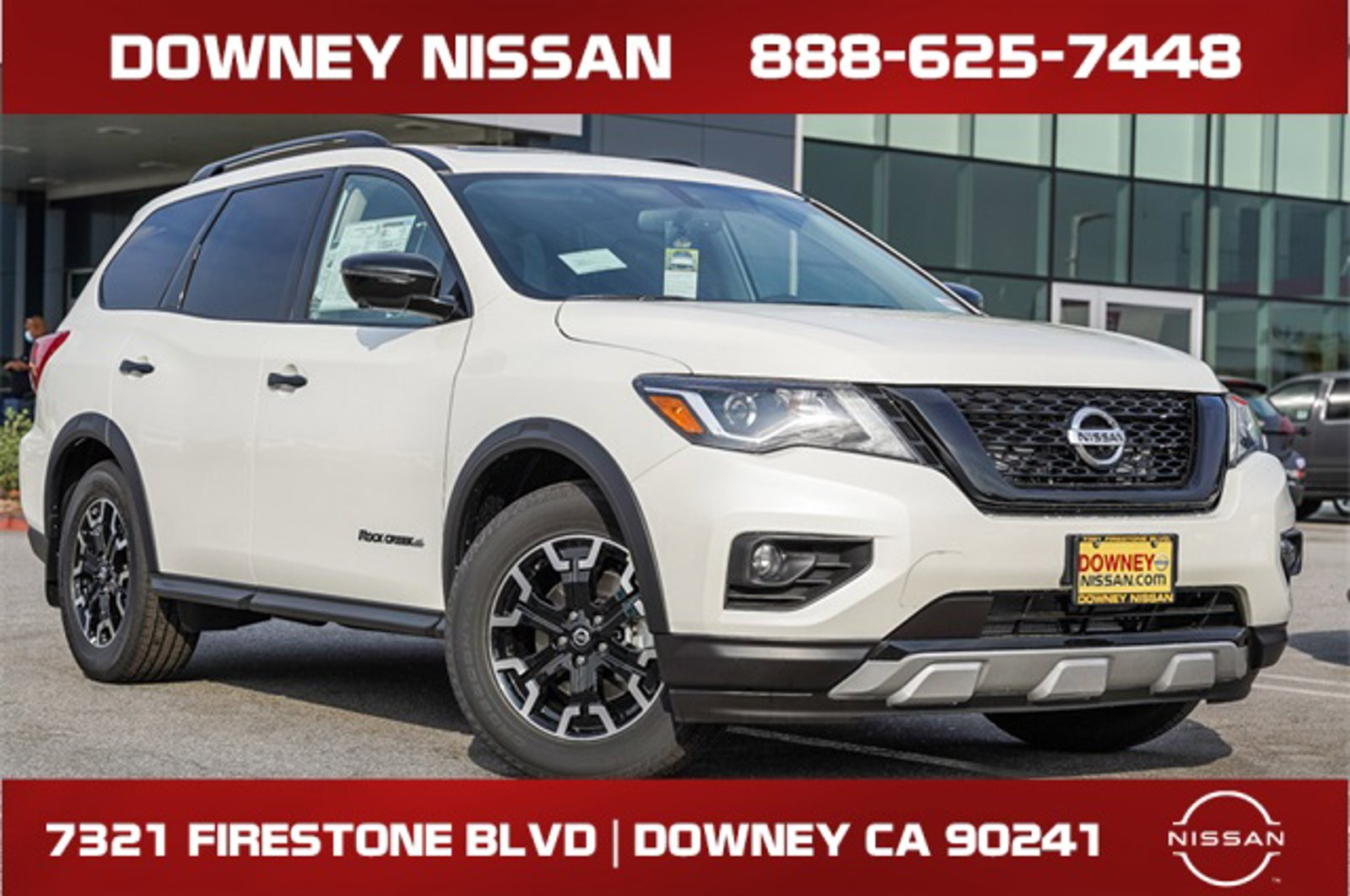 2020 Nissan Pathfinder SL FWD SL Regular Unleaded V-6 3.5 L/213 [25]