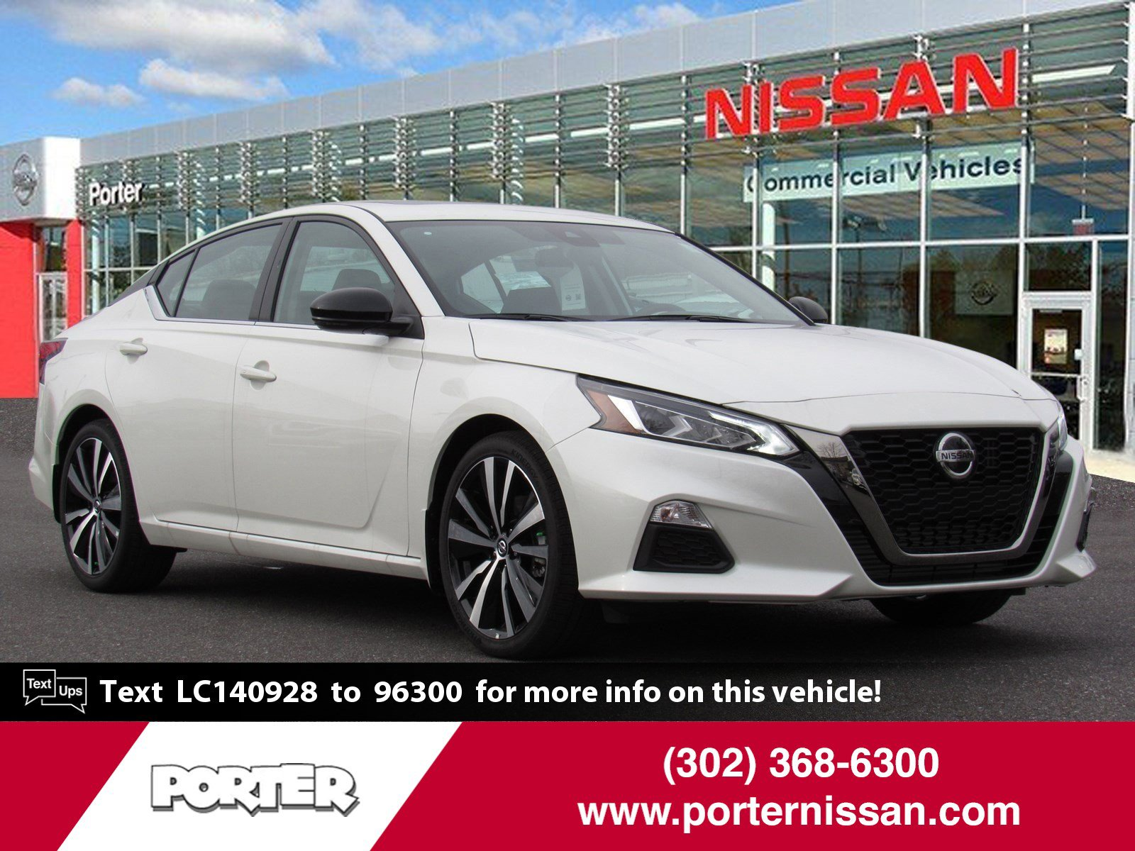 2020 Nissan Altima 2.0 SR 2.0 SR Sedan Intercooled Turbo Regular Unleaded I-4 2.0 L/120 [7]