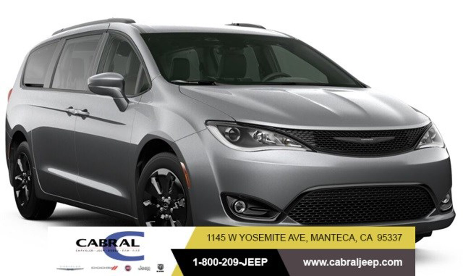 2020 Chrysler Pacifica Hybrid Touring L Hybrid Touring L FWD Gas/Electric V-6 3.6 L/220 [1]