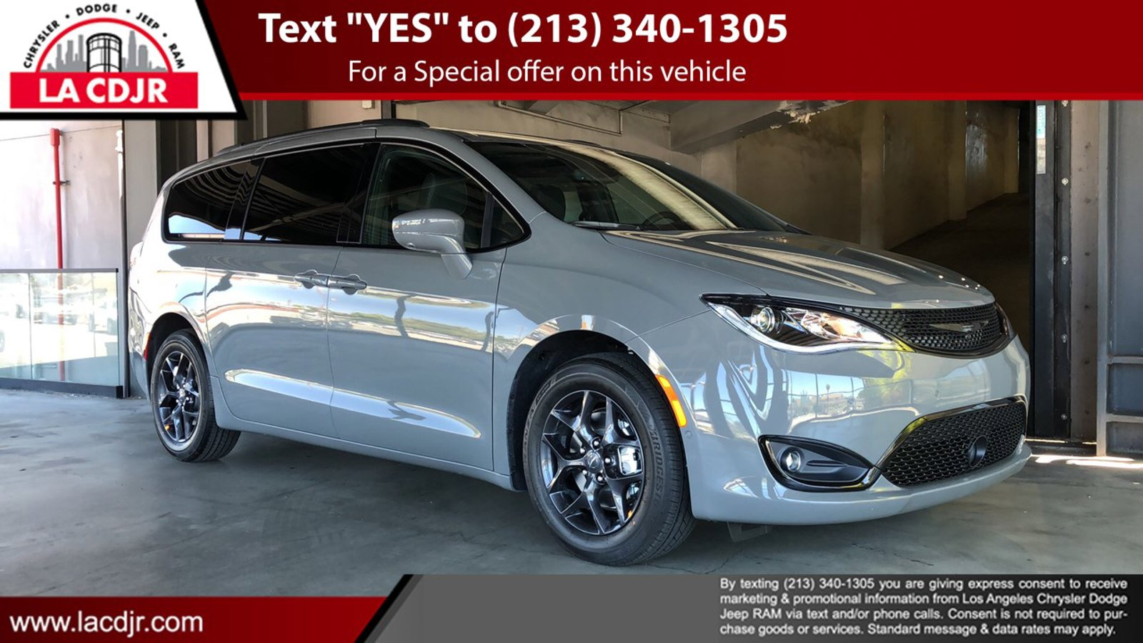 2020 Chrysler Pacifica Touring L Touring L FWD Regular Unleaded V-6 3.6 L/220 [0]