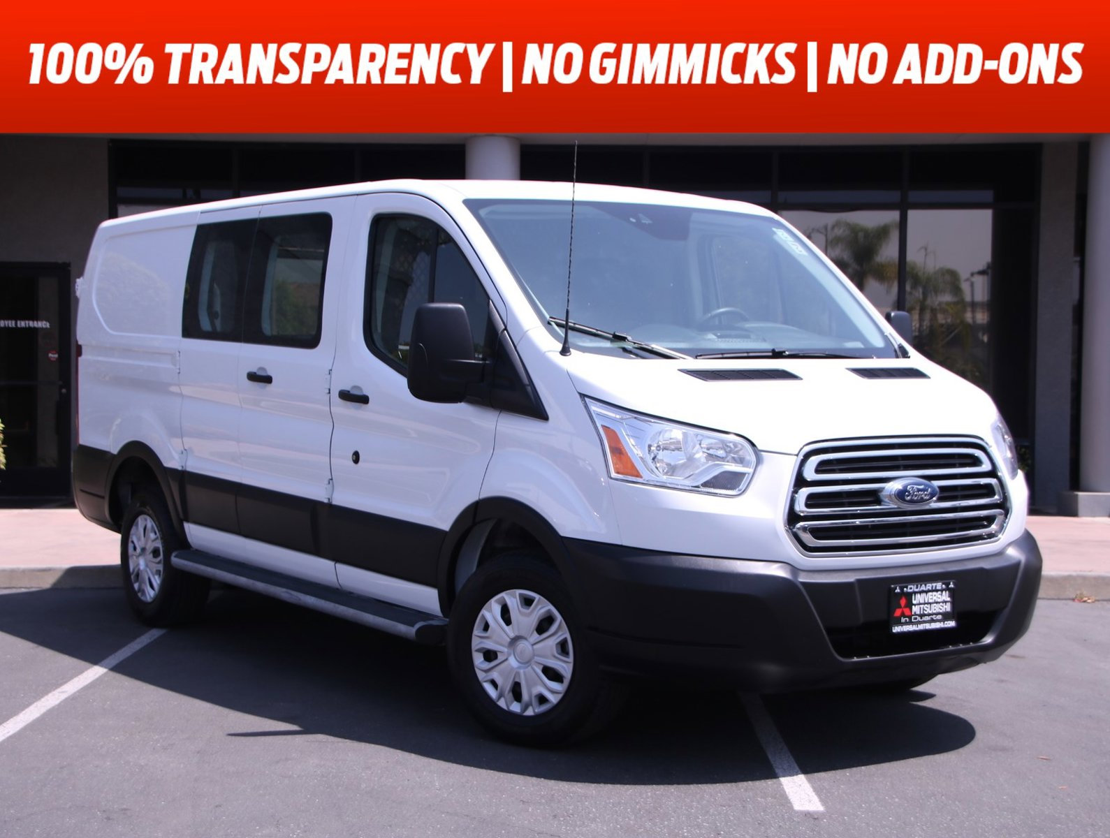 "2019 Ford Transit Van T-250 130"" Low Rf 9000 GVWR Swing-Out RH Dr Regular Unleaded V-6 3.7 L/228 [12]"