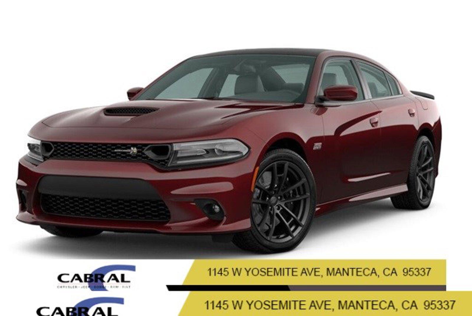 2020 Dodge Charger Scat Pack Scat Pack RWD Premium Unleaded V-8 6.4 L/392 [2]