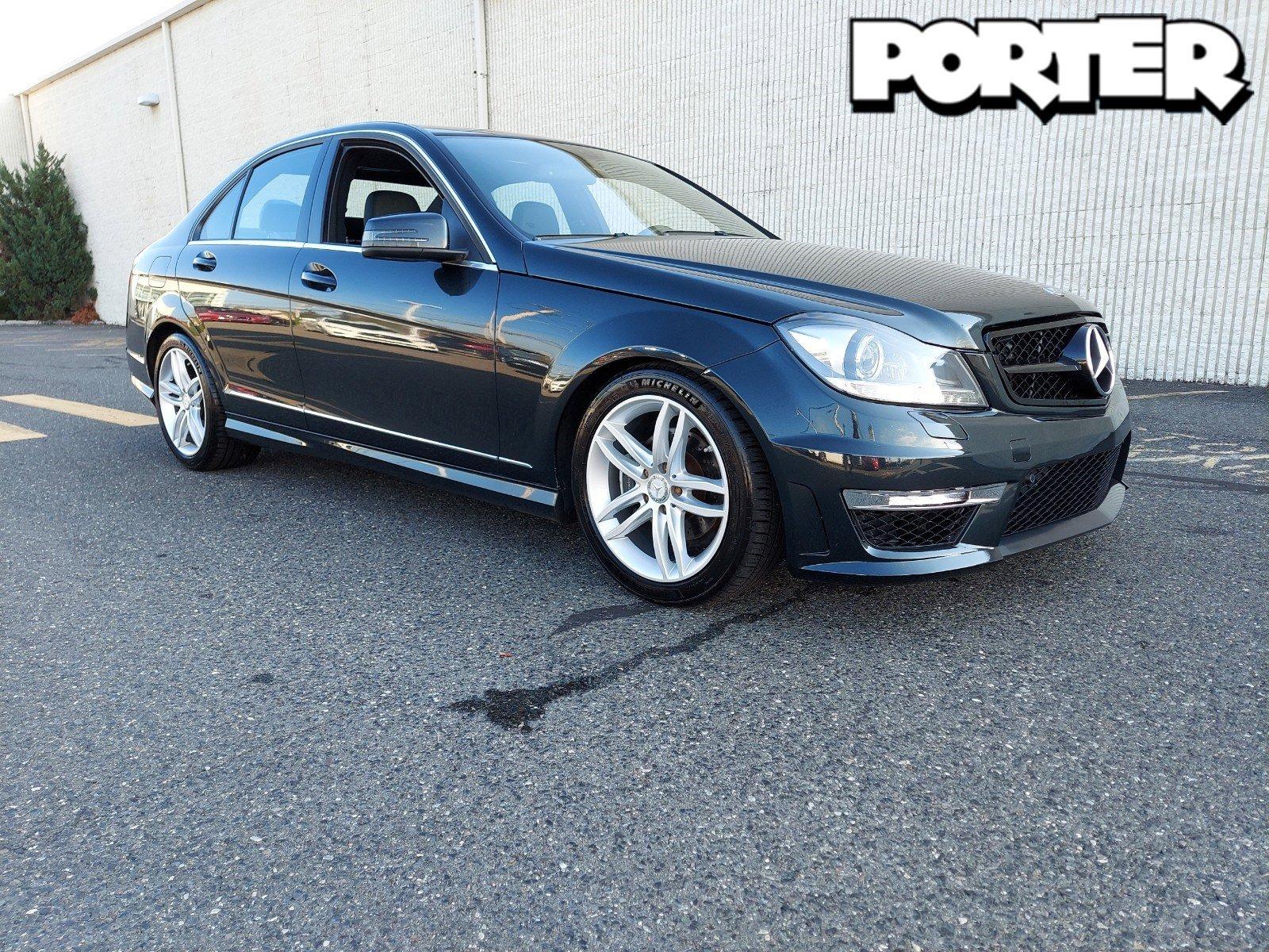 2012 Mercedes-Benz C-Class C 300 Sport C 300 Sport 4dr Sdn 4MATIC Gas V6 3.0L/183 [6]