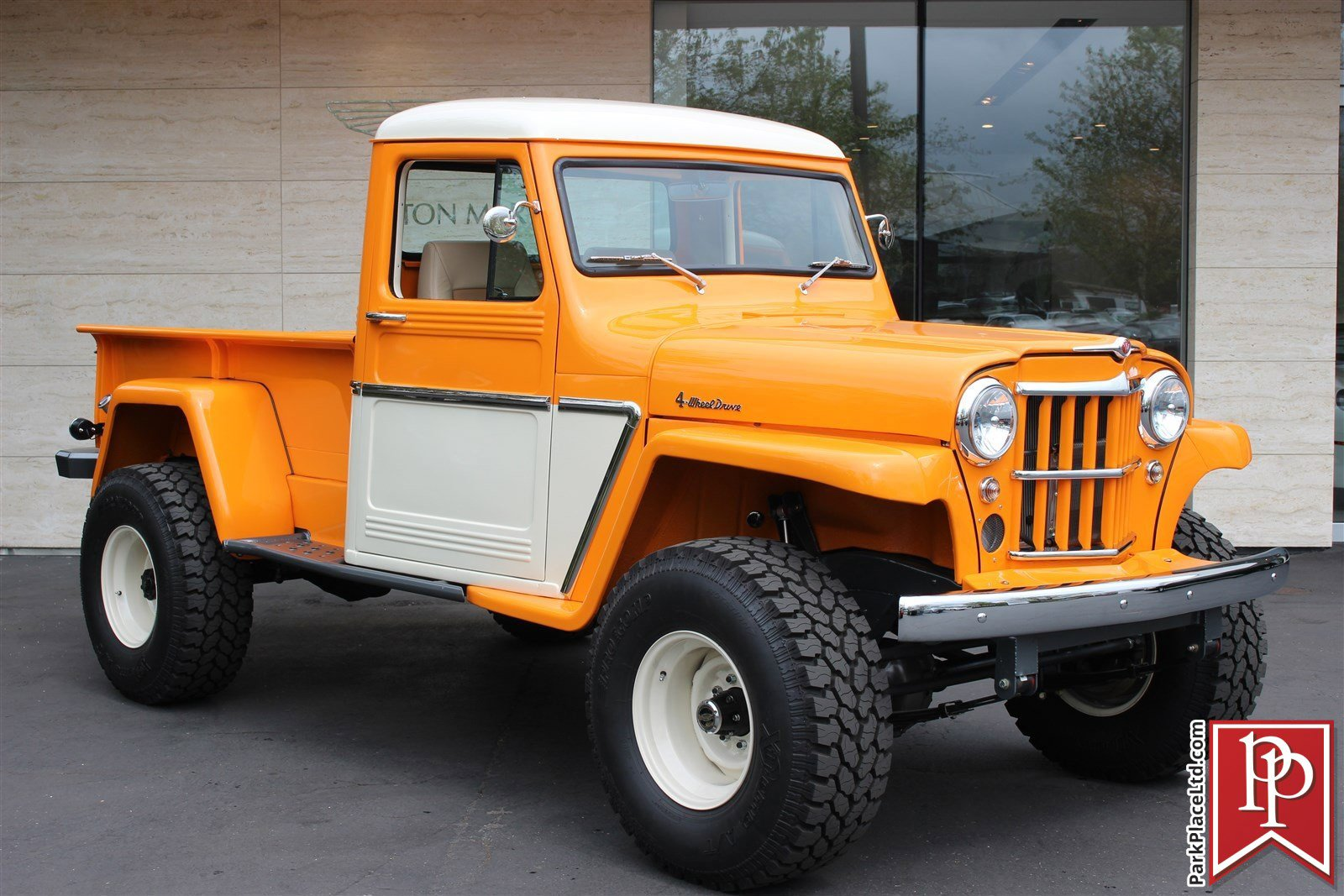 Used 1962 Willys Jeep Pickup