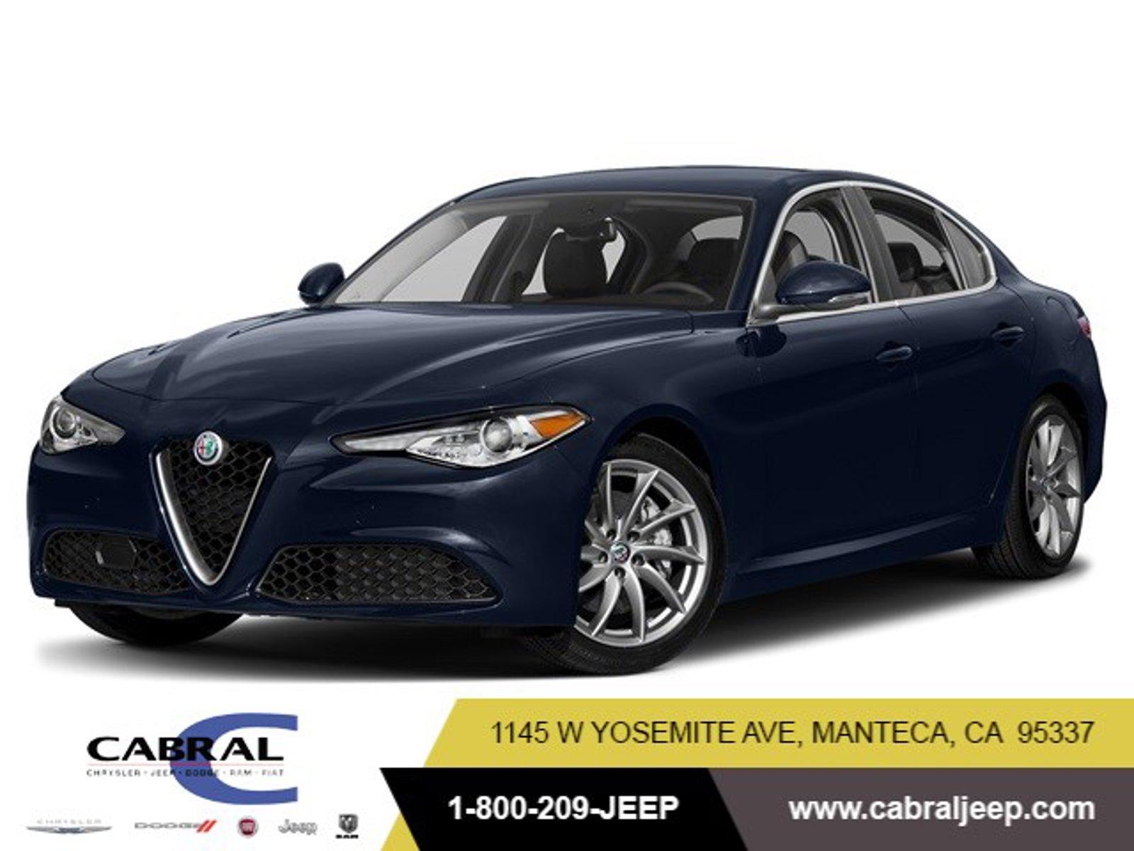 2019 Alfa Romeo Giulia Ti Sport Carbon Ti Sport Carbon AWD Intercooled Turbo Premium Unleaded I-4 2.0 L/122 [16]