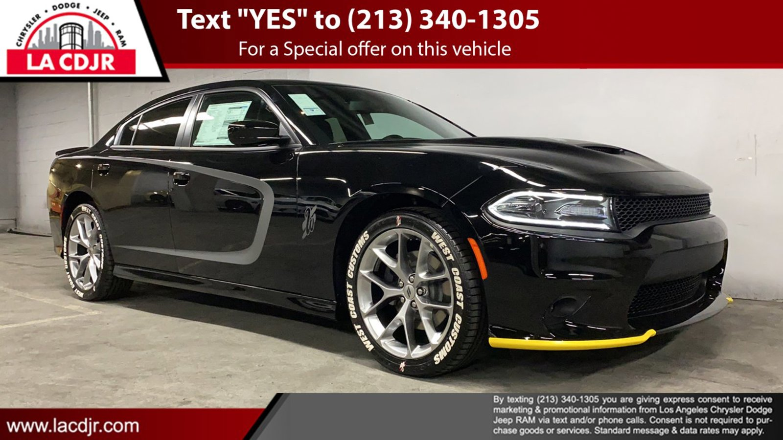 2020 Dodge Charger GT GT RWD Regular Unleaded V-6 3.6 L/220 [10]