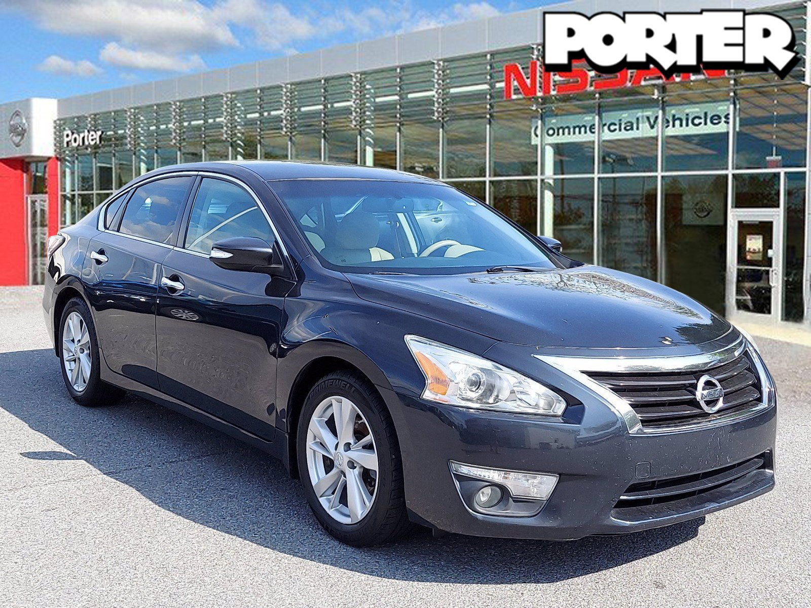 2015 Nissan Altima 2.5 SL 4dr Sdn I4 2.5 SL Regular Unleaded I-4 2.5 L/152 [4]