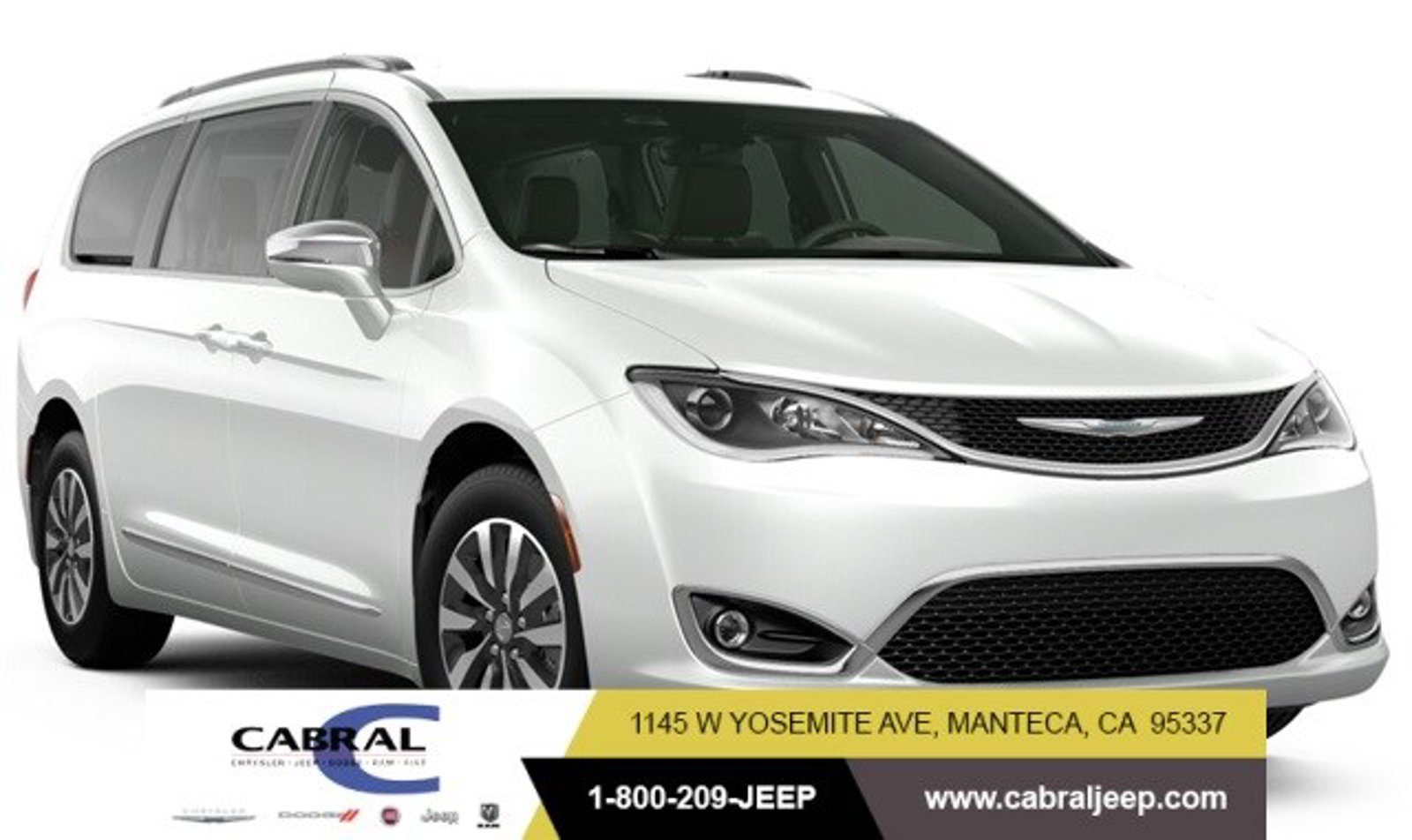 2020 Chrysler Pacifica Hybrid Limited Hybrid Limited FWD Gas/Electric V-6 3.6 L/220 [2]