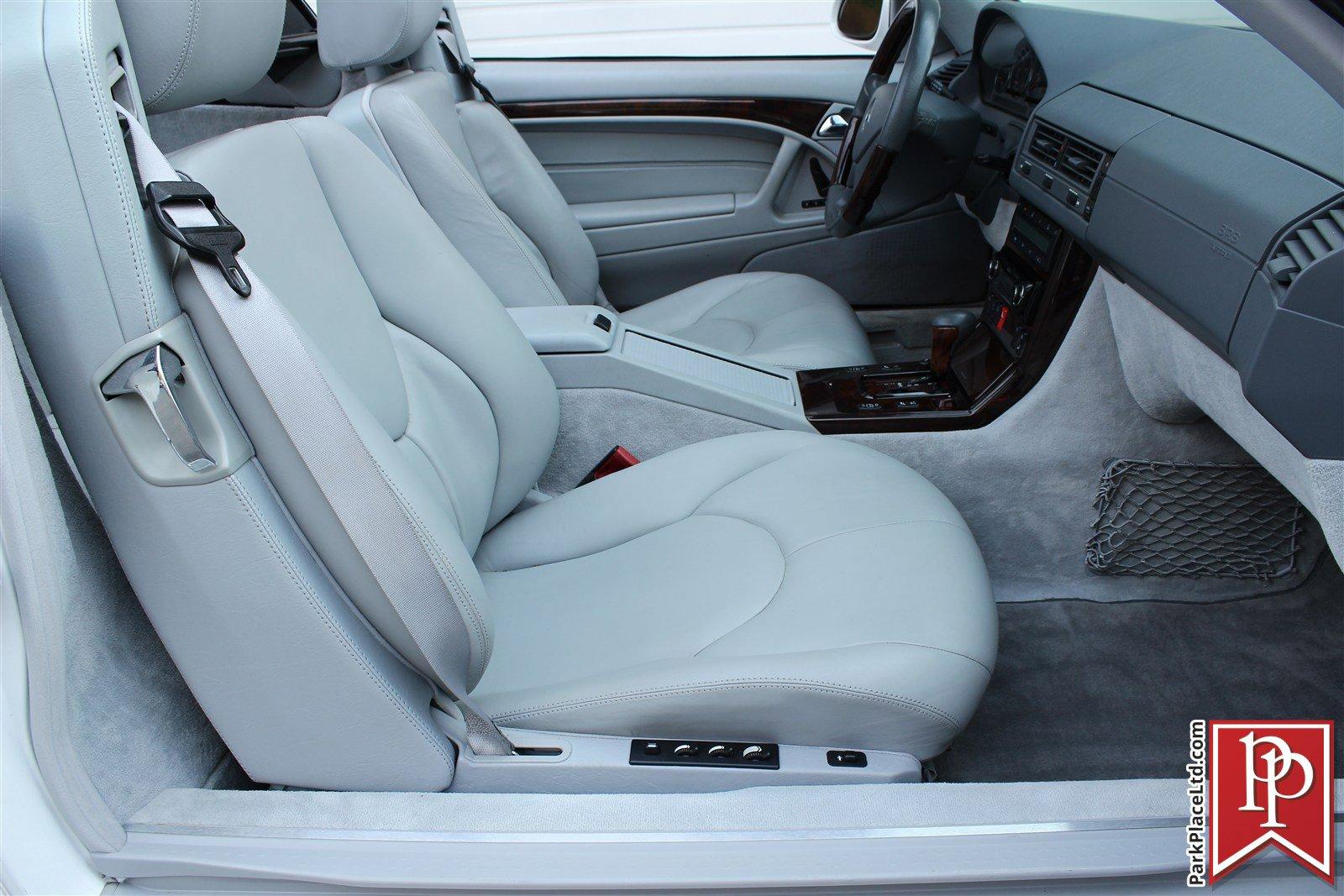 Used 2000 Mercedes-Benz SL500