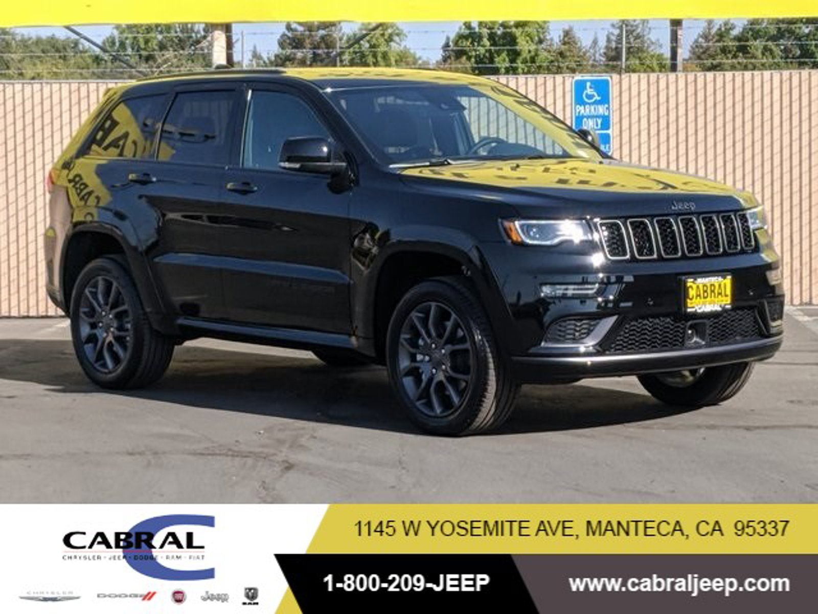 2021 Jeep Grand Cherokee High Altitude High Altitude 4x4 Regular Unleaded V-6 3.6 L/220 [1]