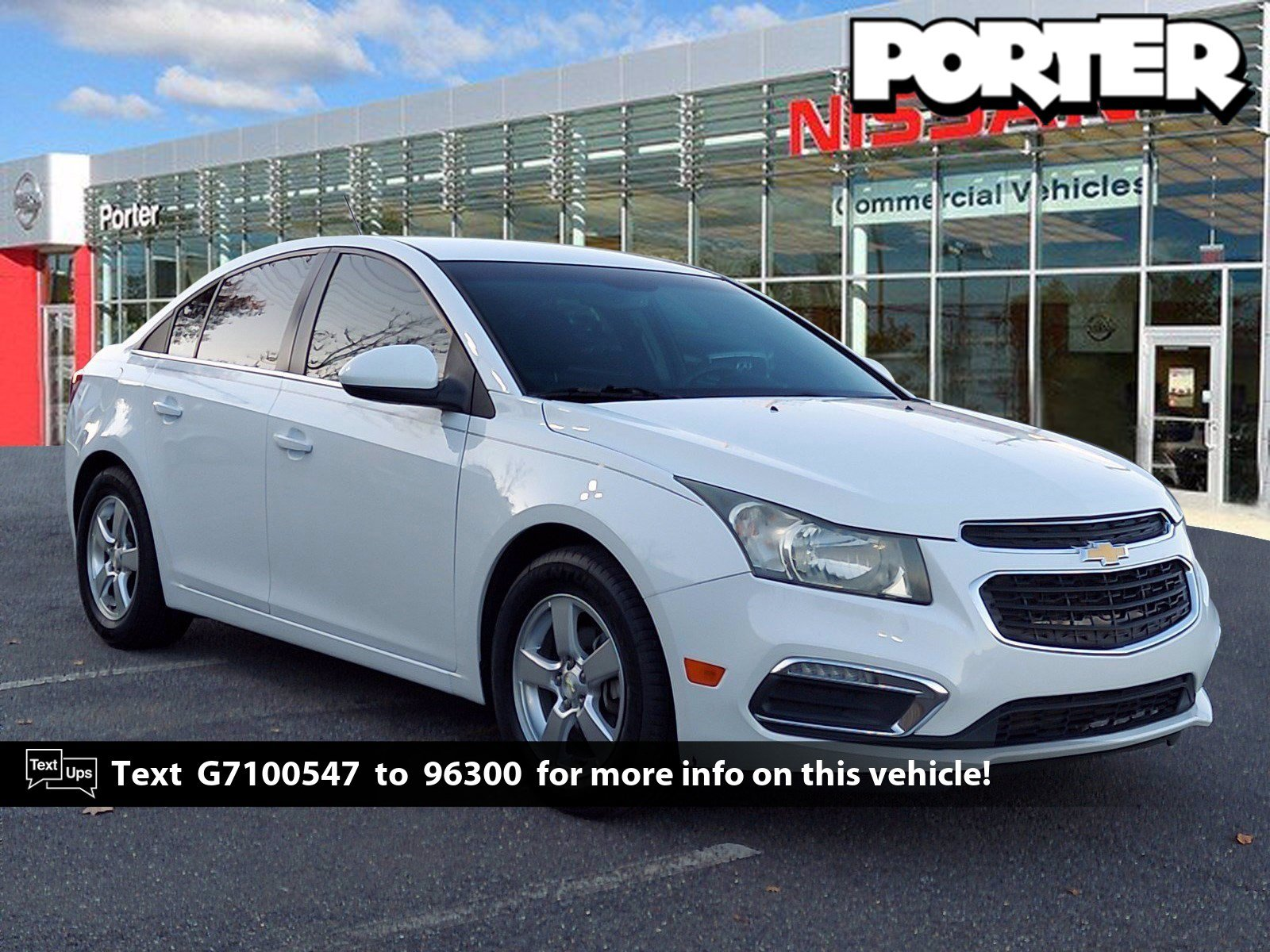 2016 Chevrolet Cruze Limited LT 4dr Sdn Auto LT w/1LT Turbocharged Gas I4 1.4L/83 [0]