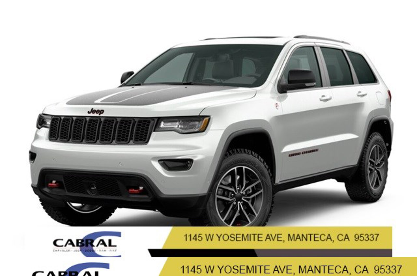 2020 Jeep Grand Cherokee Trailhawk Trailhawk 4x4 Regular Unleaded V-8 5.7 L/345 [12]
