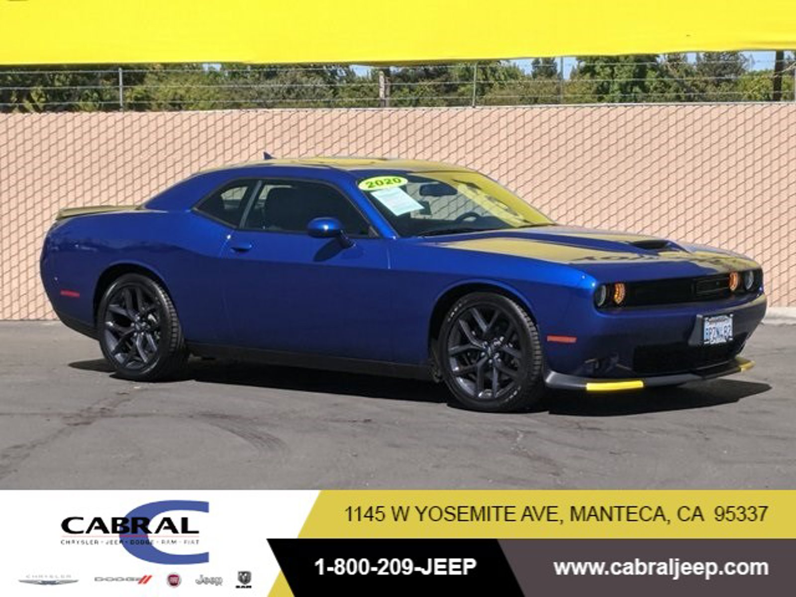 2020 Dodge Challenger GT GT RWD Regular Unleaded V-6 3.6 L/220 [3]